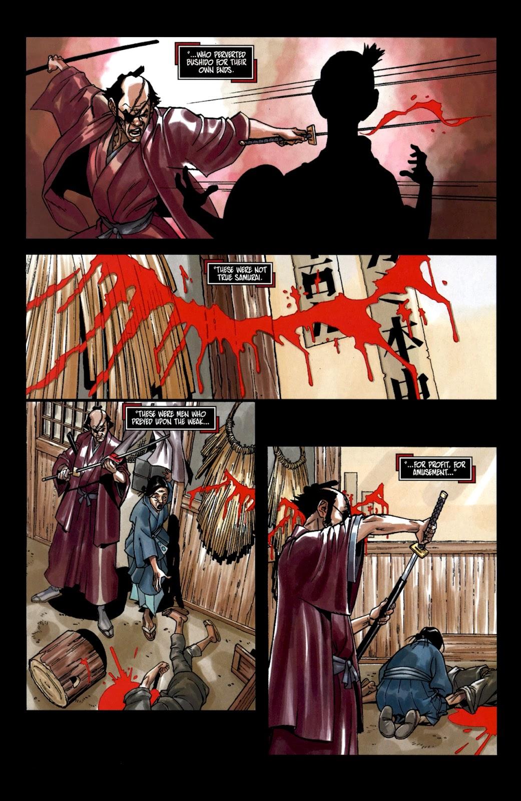 Read online Shinku comic -  Issue #2 - 4