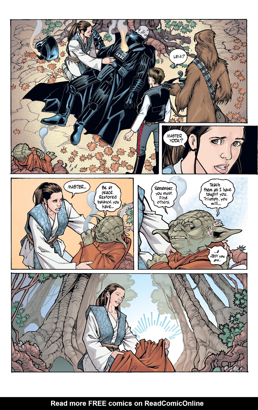 Read online Star Wars Legends: Infinities - Epic Collection comic -  Issue # TPB (Part 2) - 93