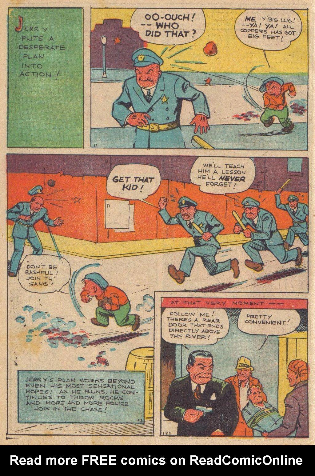 Read online Adventure Comics (1938) comic -  Issue #24 - 16