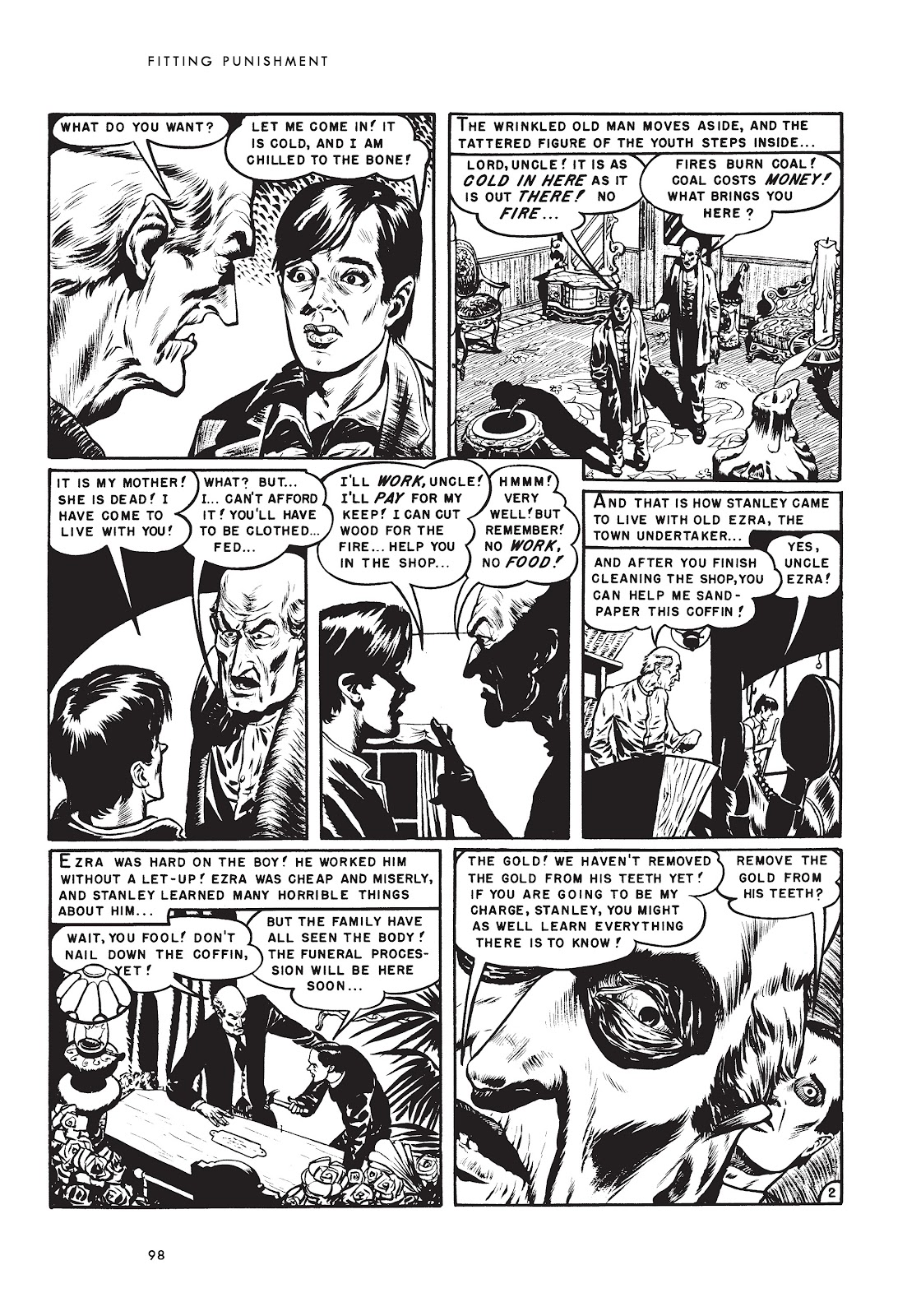 Read online Doctor of Horror and Other Stories comic -  Issue # TPB (Part 2) - 14