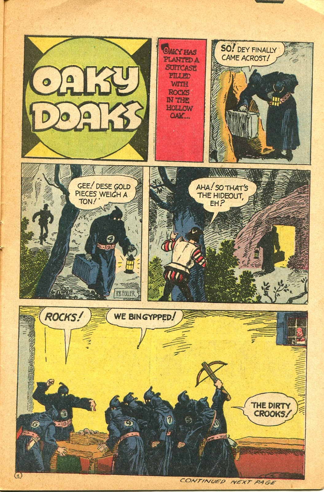 Read online Famous Funnies comic -  Issue #119 - 41