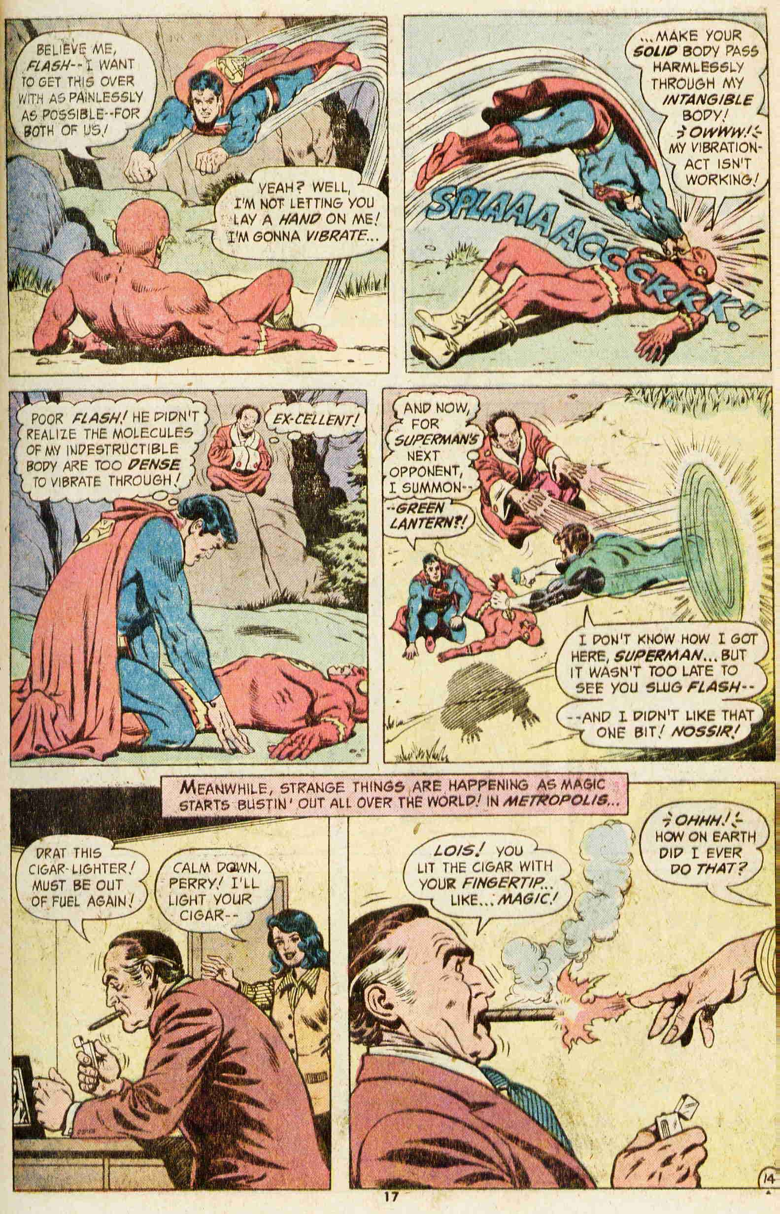 Read online Action Comics (1938) comic -  Issue #437 - 16