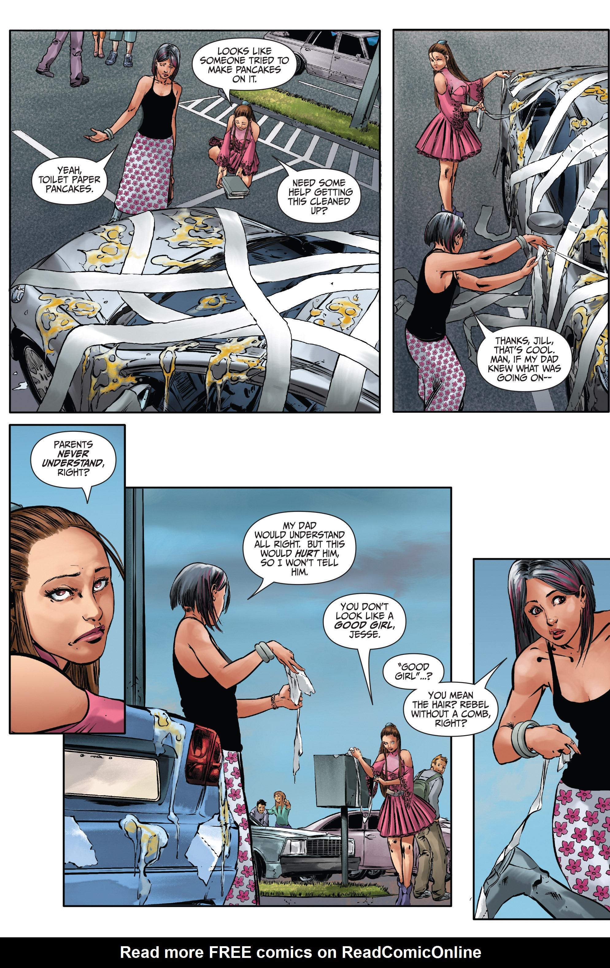 Read online Mercy Thompson comic -  Issue #2 - 12