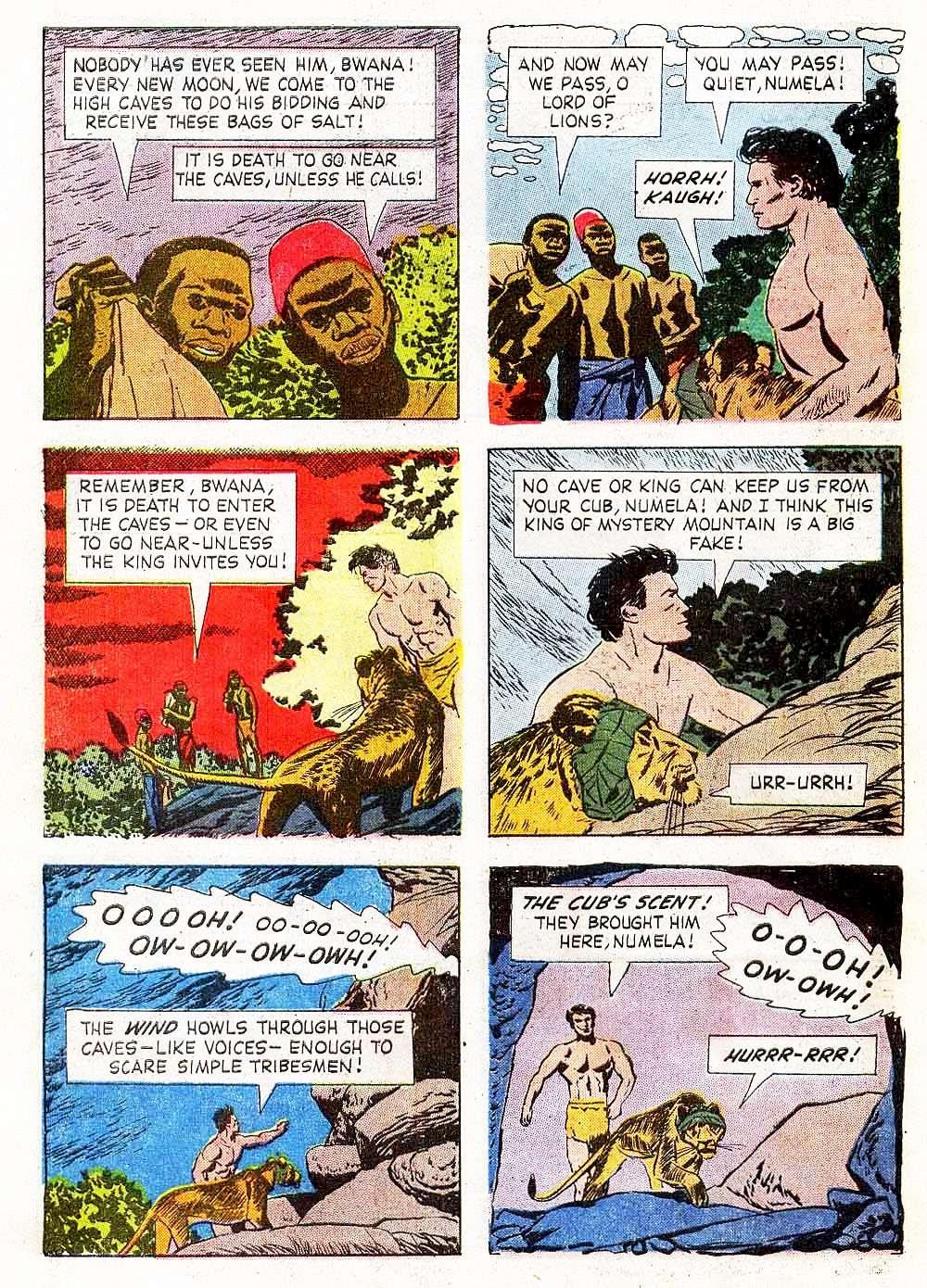 Tarzan (1962) issue 136 - Page 6