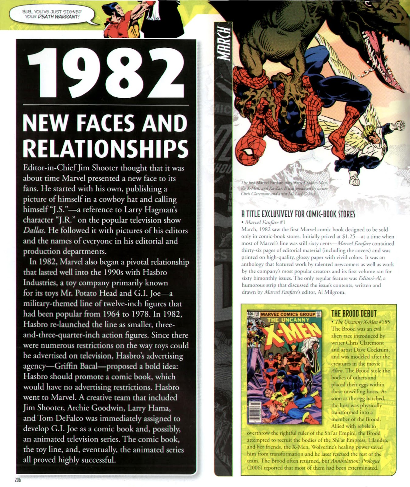 Read online Marvel Chronicle comic -  Issue # TPB (Part 3) - 5