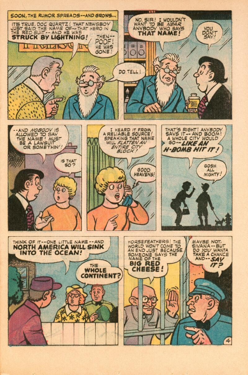Read online Shazam! (1973) comic -  Issue #7 - 13