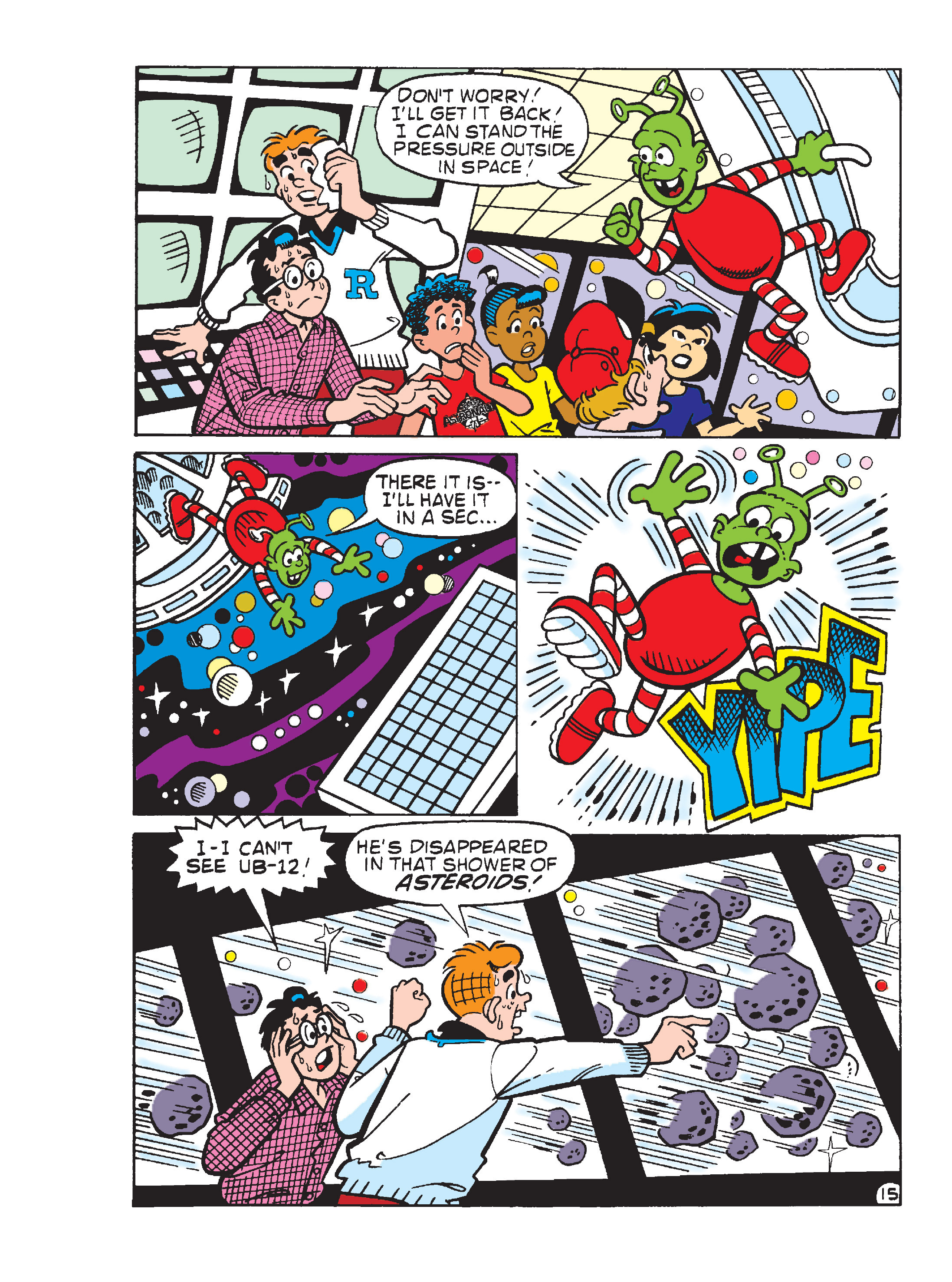 Read online Archie 1000 Page Comics Blowout! comic -  Issue # TPB (Part 4) - 166