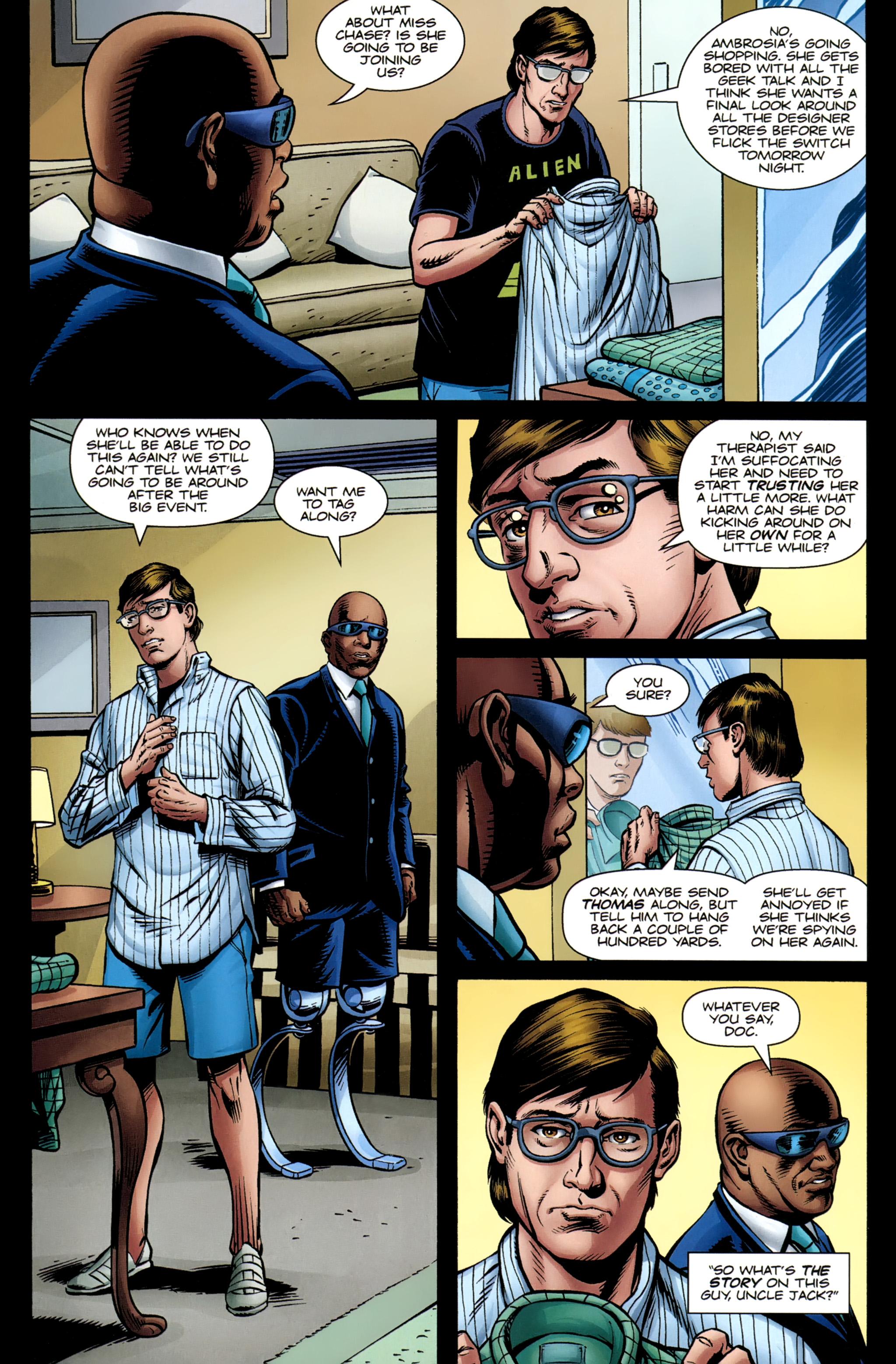 Read online Secret Service comic -  Issue #5 - 15