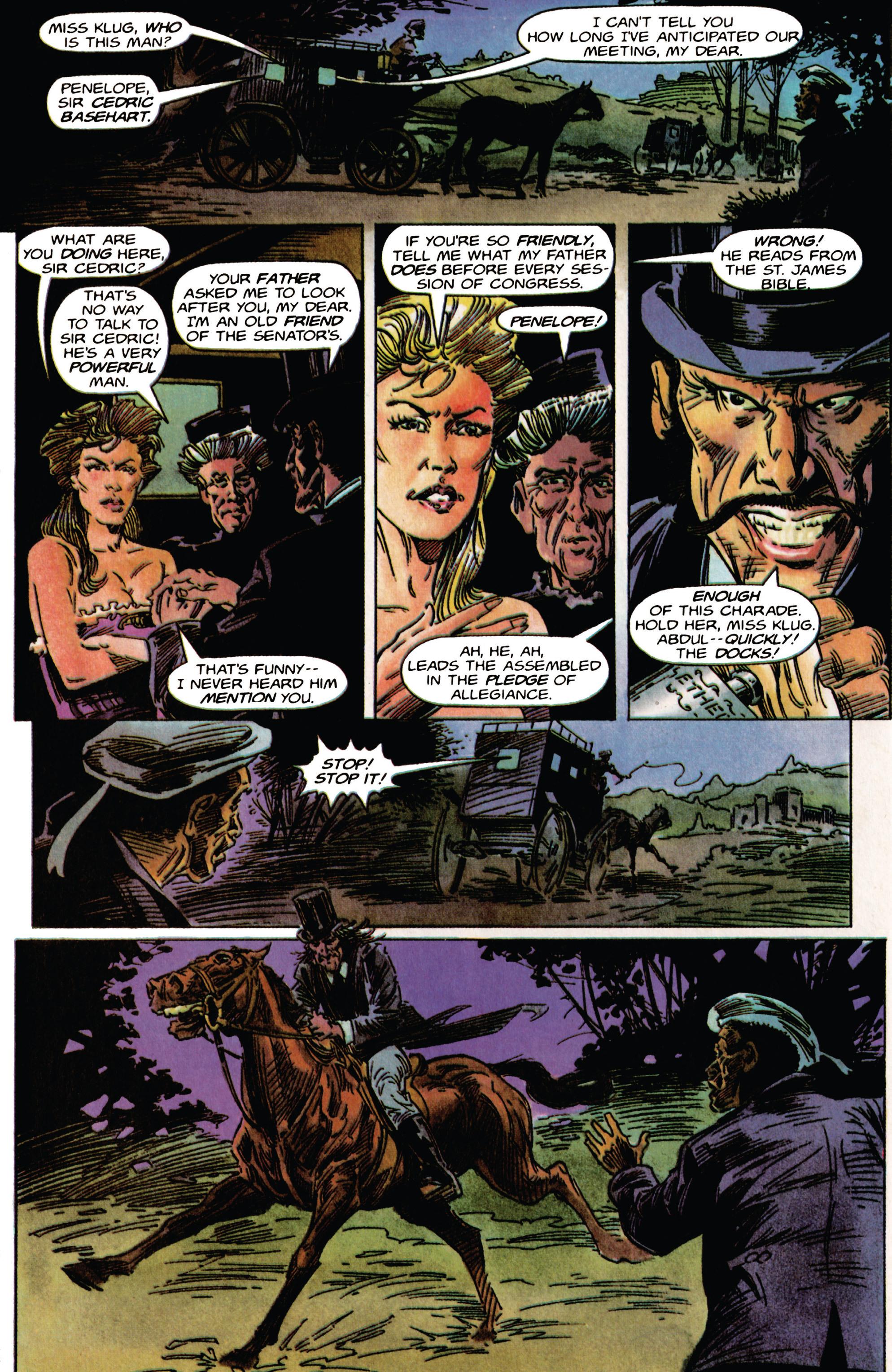 Read online Shadowman (1992) comic -  Issue # _TPB 1 - 27