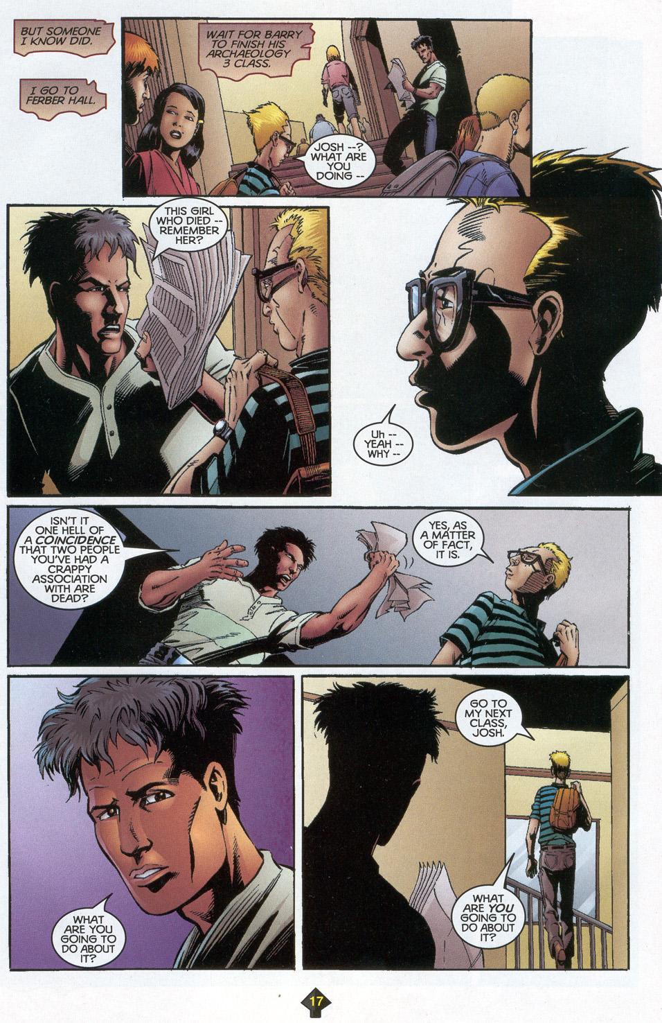 Read online Turok: Redpath comic -  Issue # Full - 16