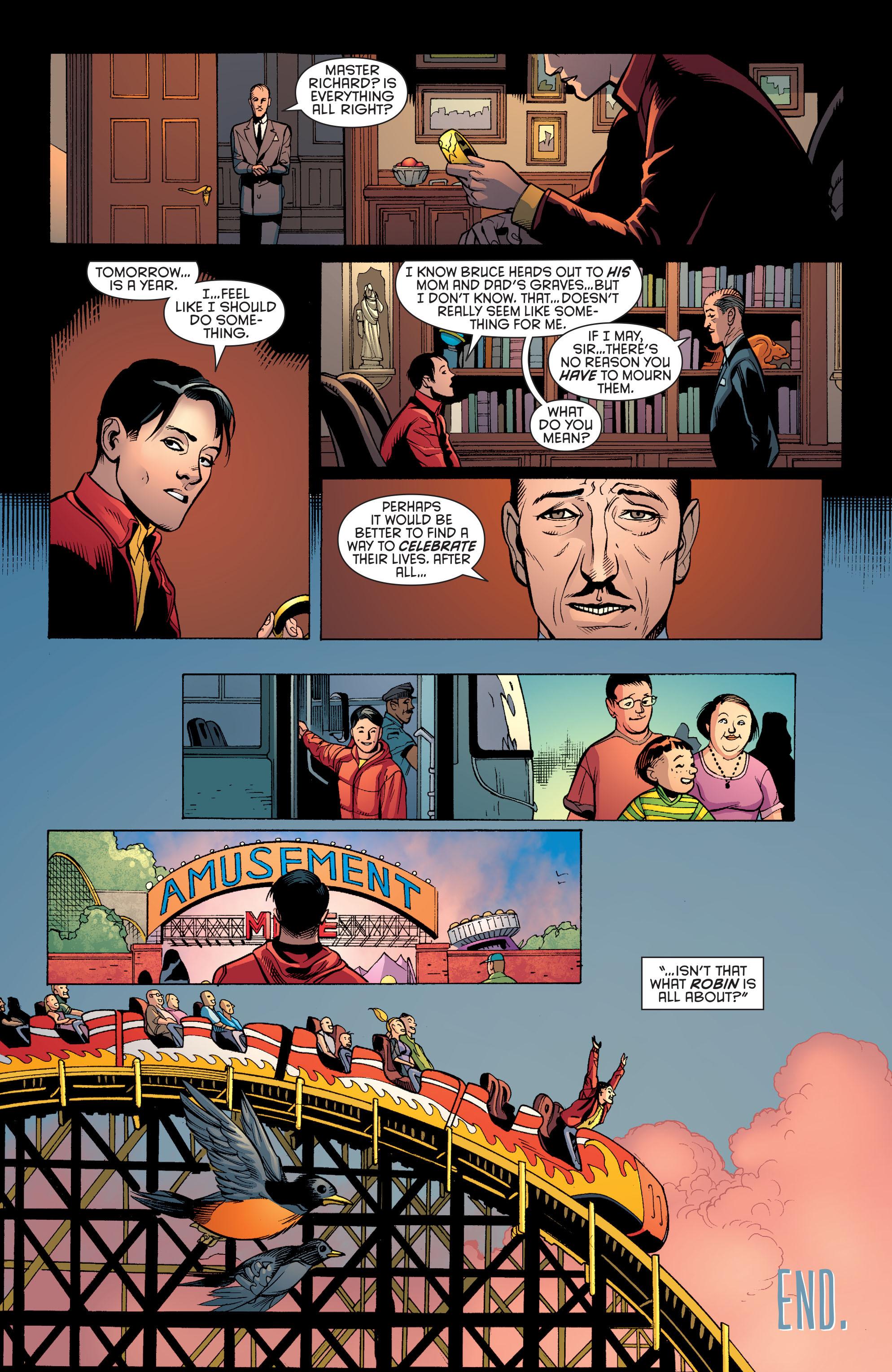Read online Secret Origins (2014) comic -  Issue #1 - 25