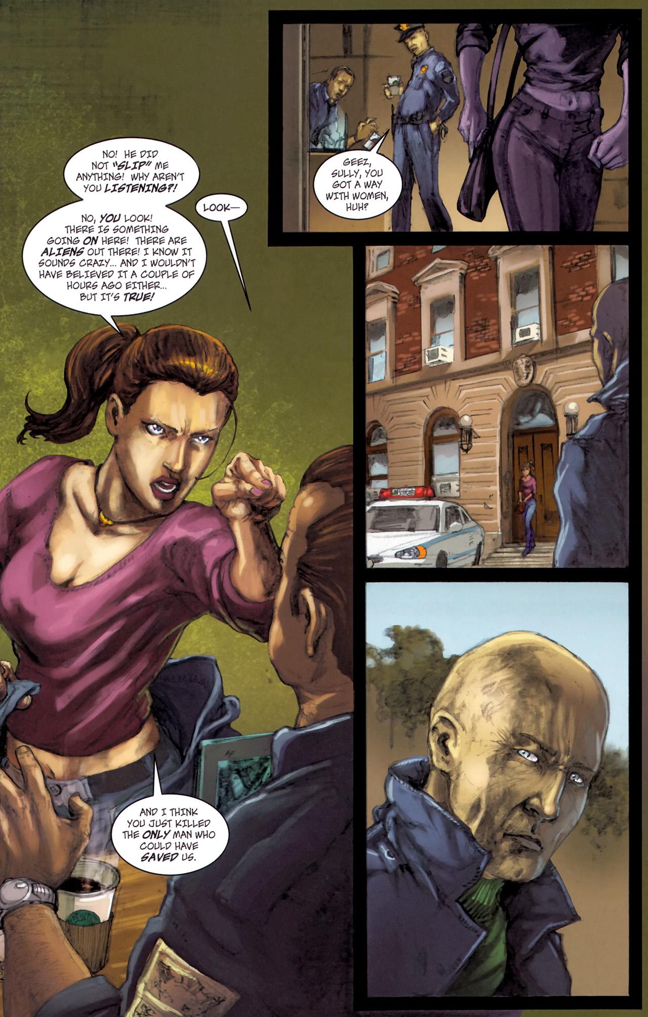 Read online Phoenix comic -  Issue #2 - 14