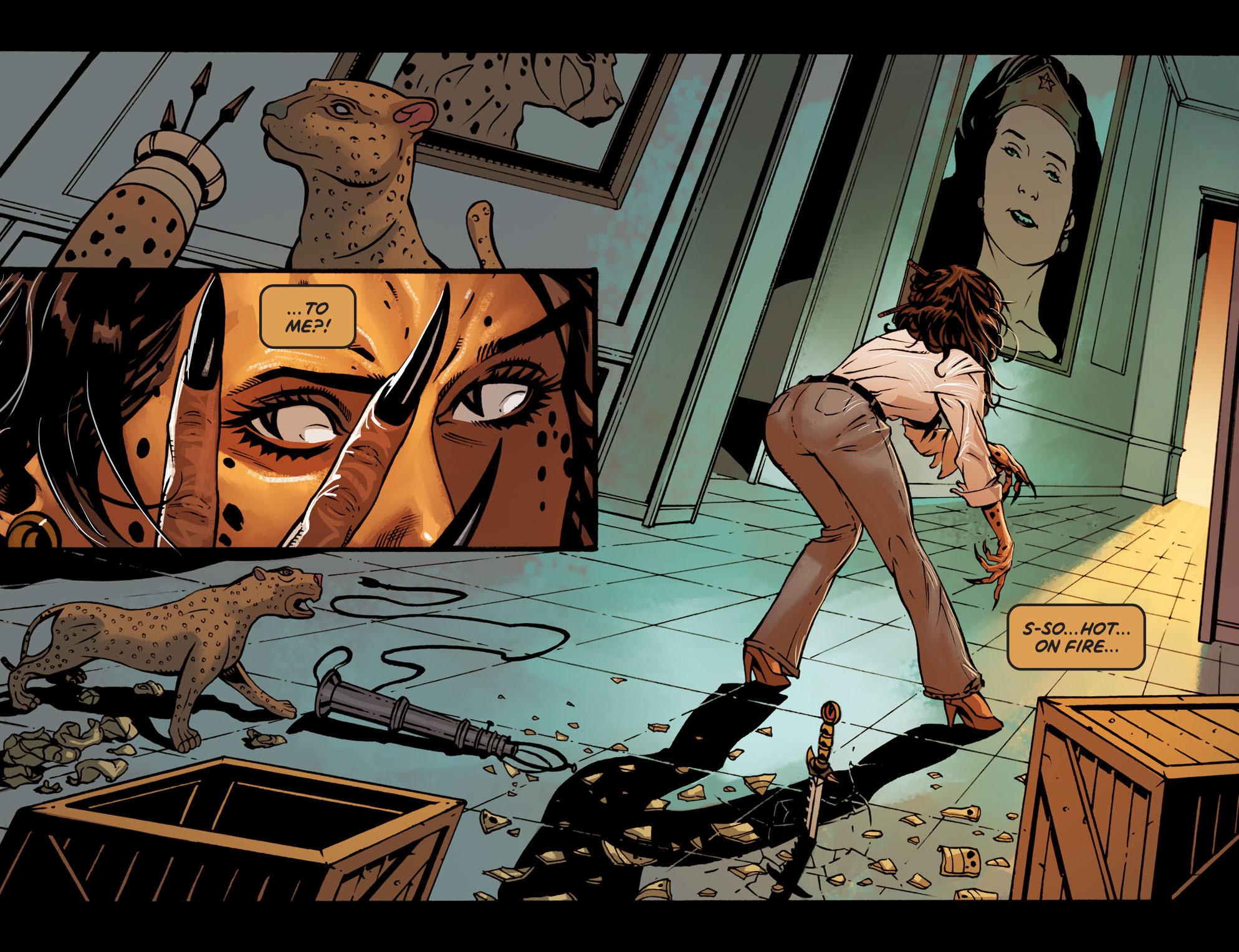 Read online Wonder Woman '77 [I] comic -  Issue #7 - 20