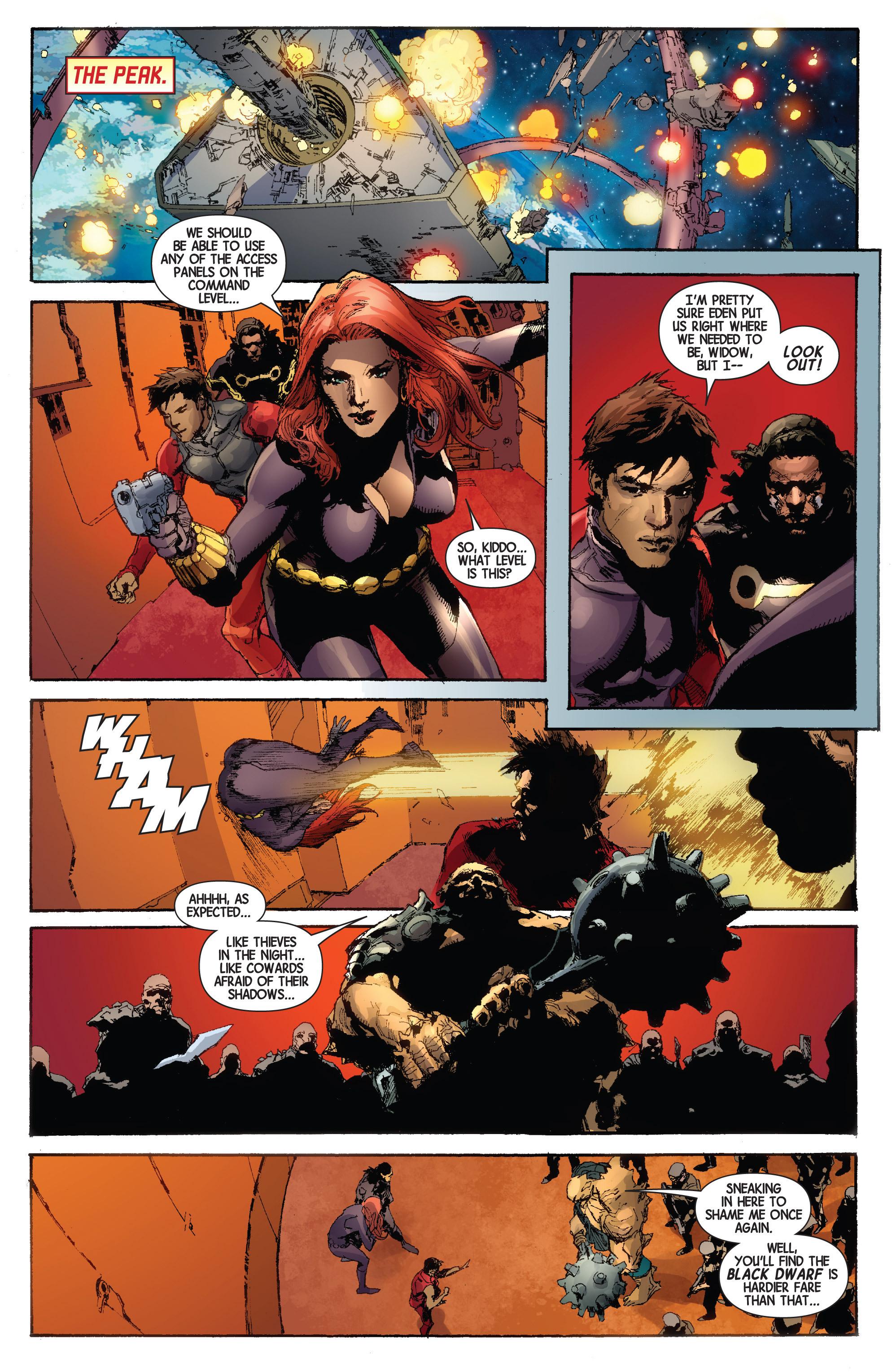 Read online Avengers (2013) comic -  Issue #Avengers (2013) _TPB 4 - 167