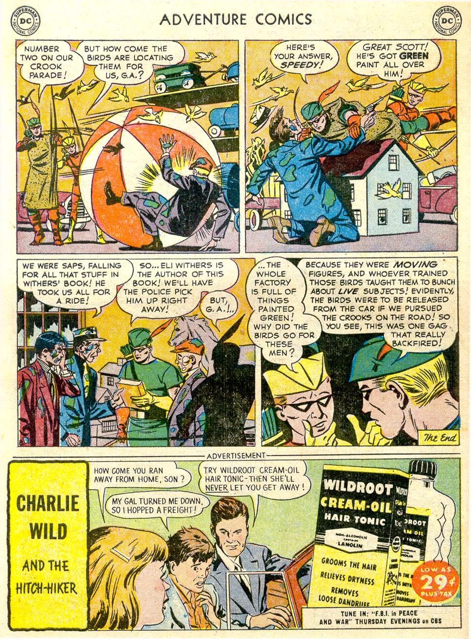 Read online Adventure Comics (1938) comic -  Issue #174 - 40