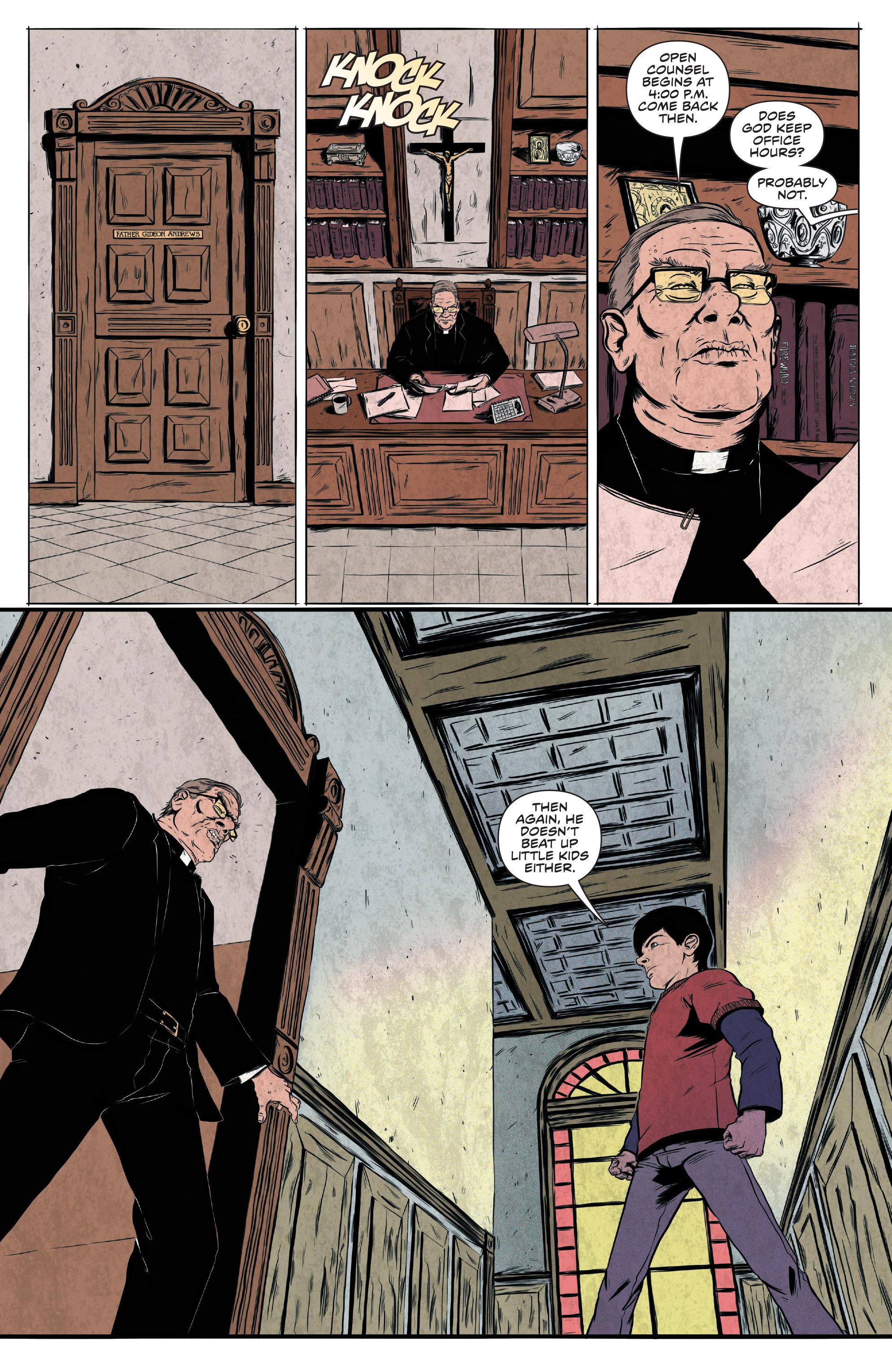 Read online Translucid comic -  Issue #5 - 15