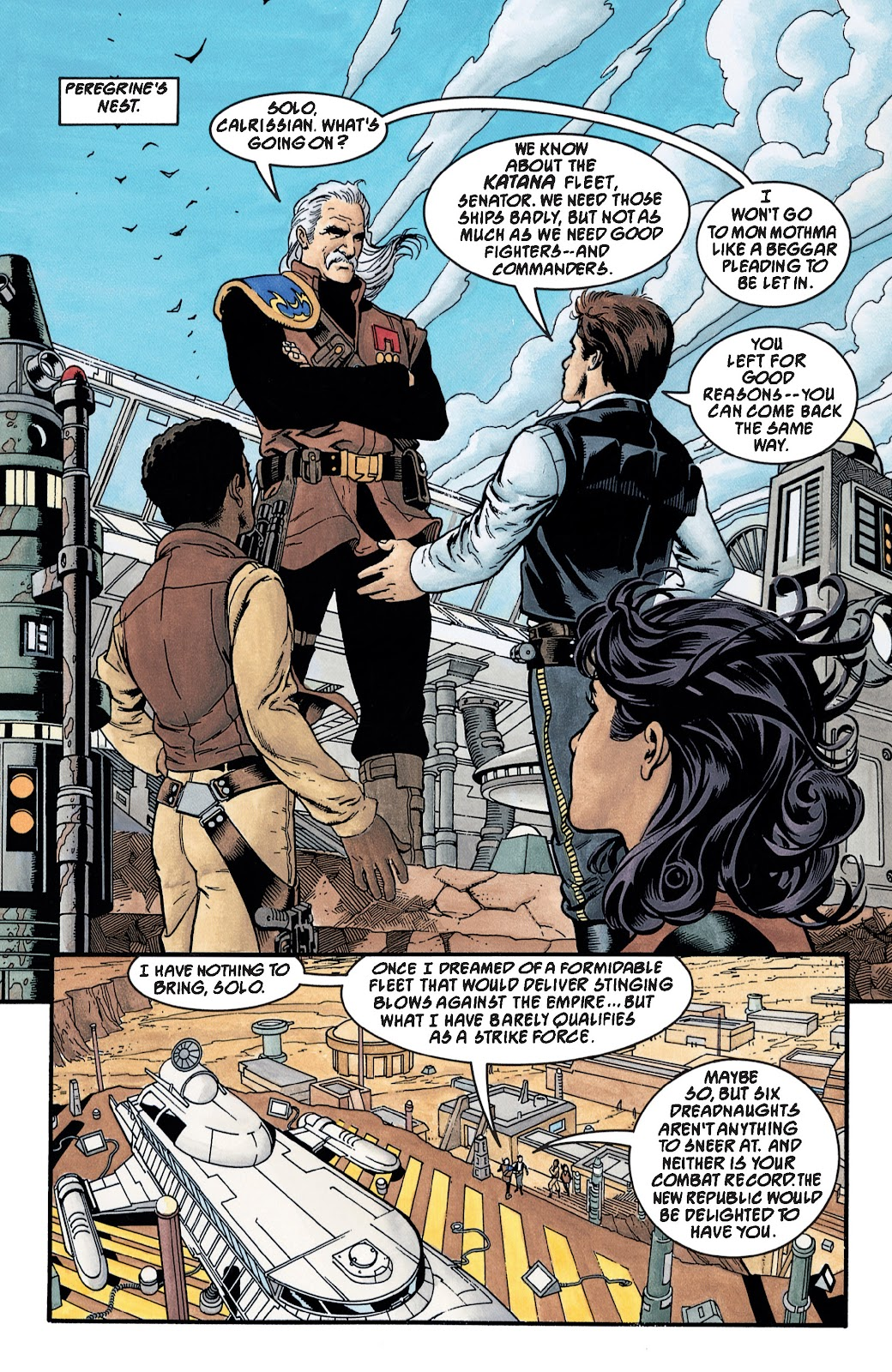 Read online Star Wars Legends: The New Republic - Epic Collection comic -  Issue # TPB 4 (Part 3) - 24