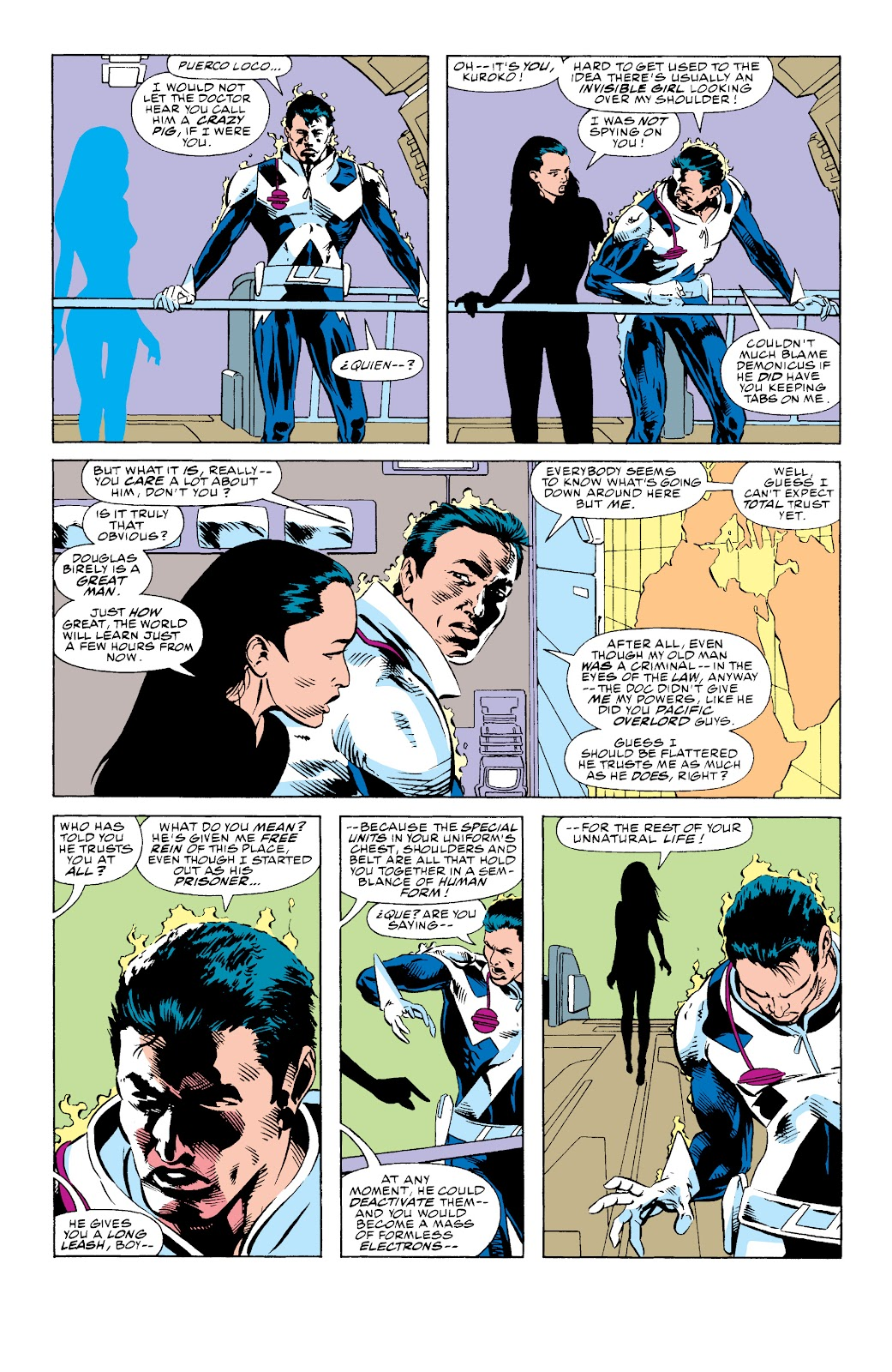 Avengers West Coast (1989) issue 73 - Page 7