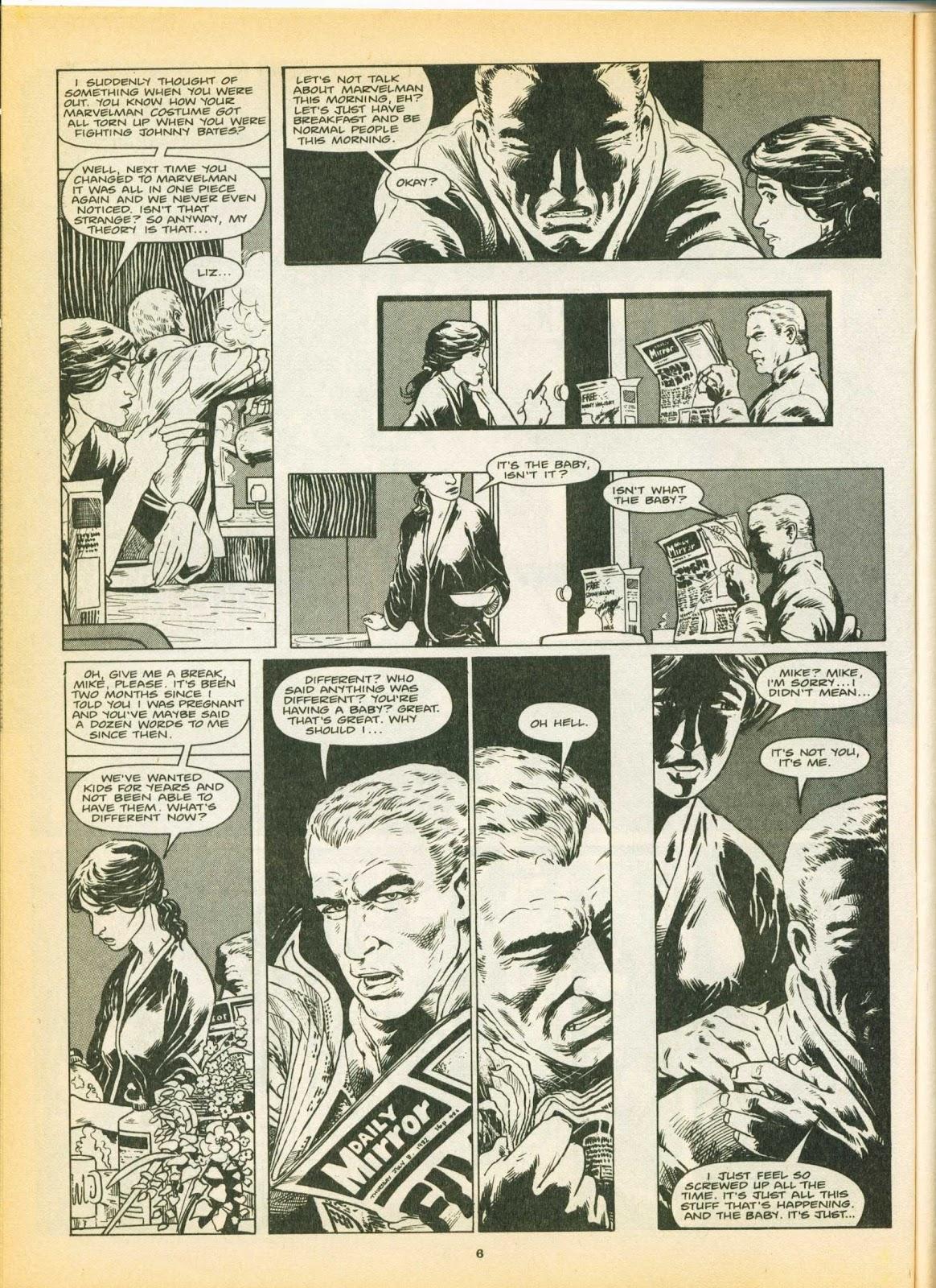 Warrior Issue #8 #9 - English 6
