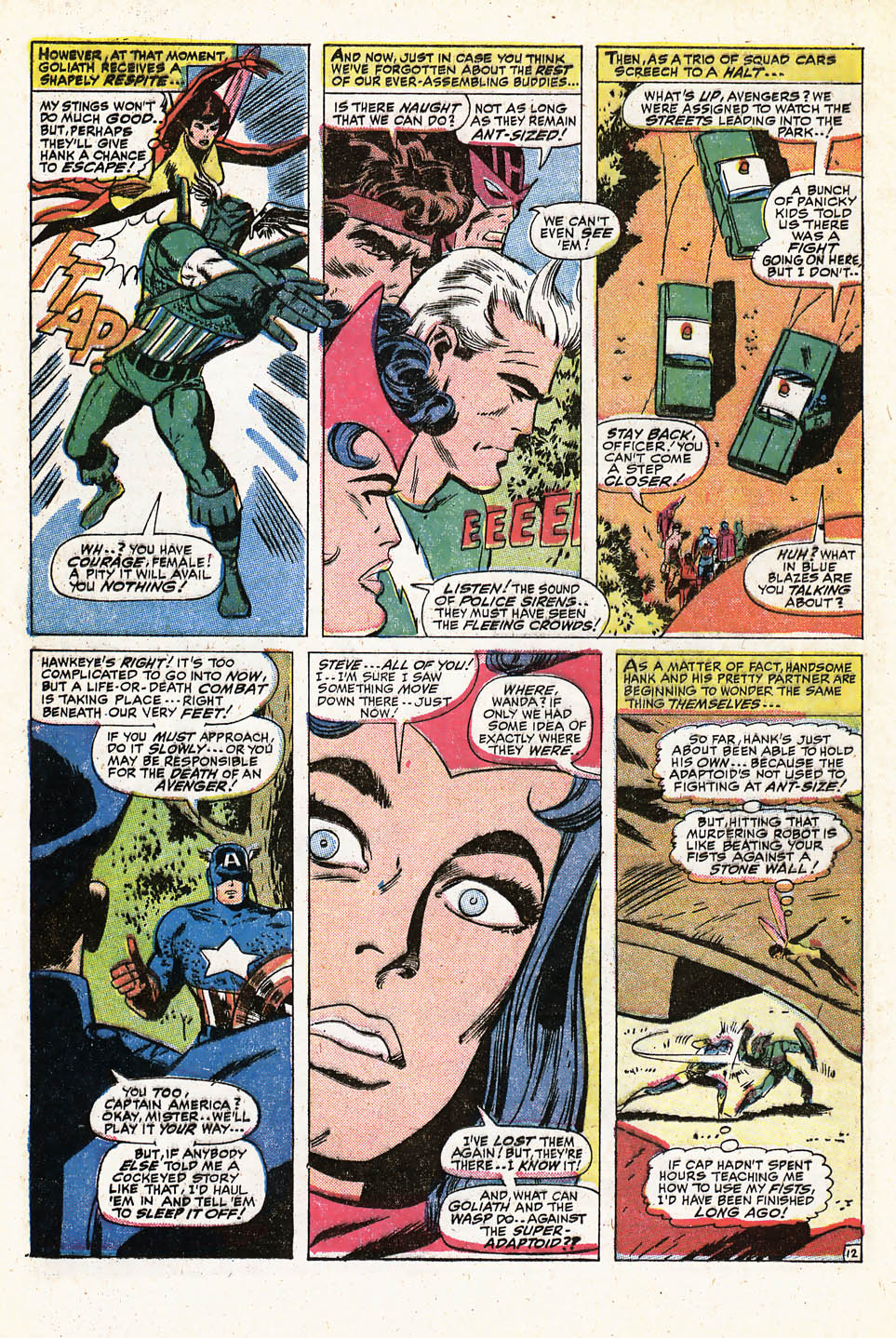 The Avengers (1963) 45 Page 12