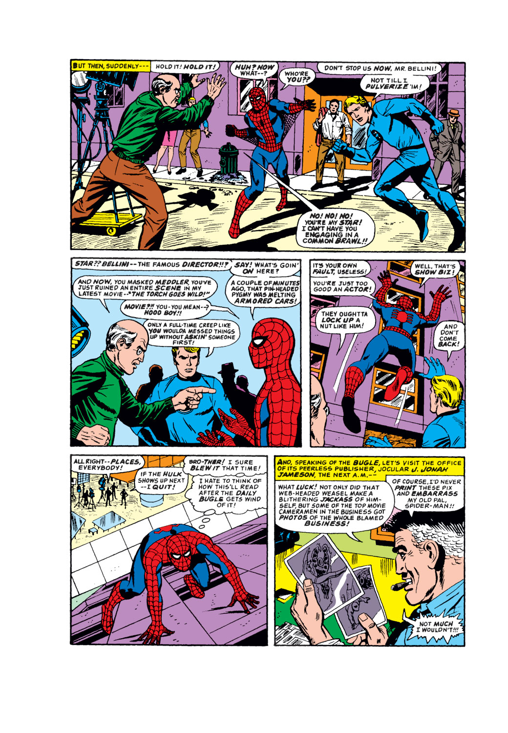The Amazing Spider-Man (1963) _Annual_4 Page 7