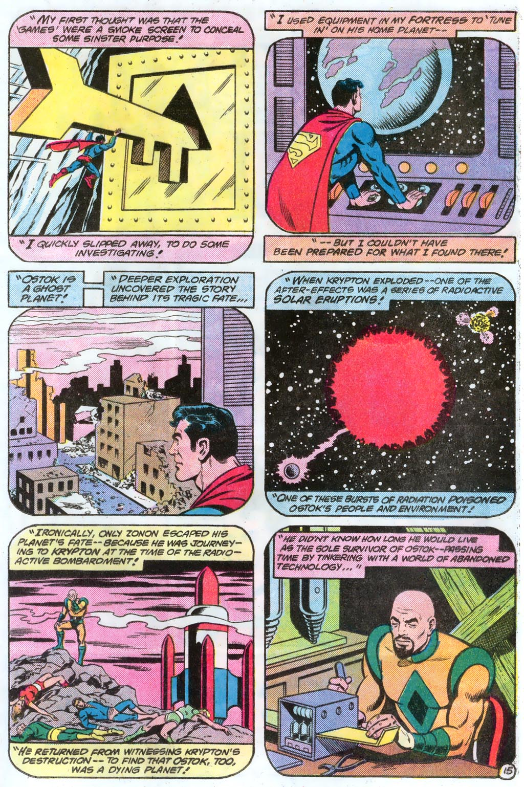 Read online Action Comics (1938) comic -  Issue #574 - 20
