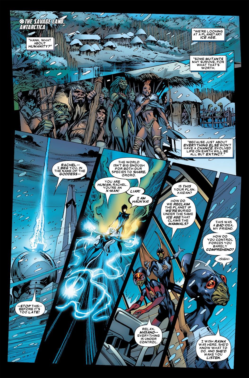 Uncanny X-Men (1963) issue 459 - Page 5