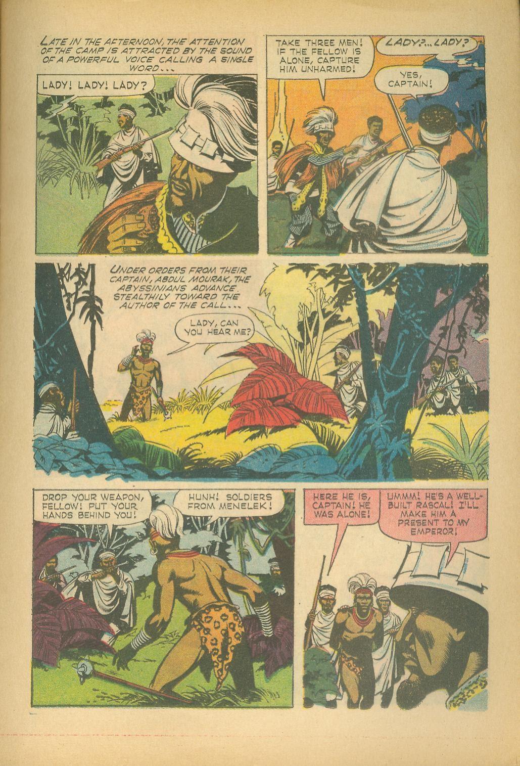 Tarzan (1962) issue 160 - Page 13