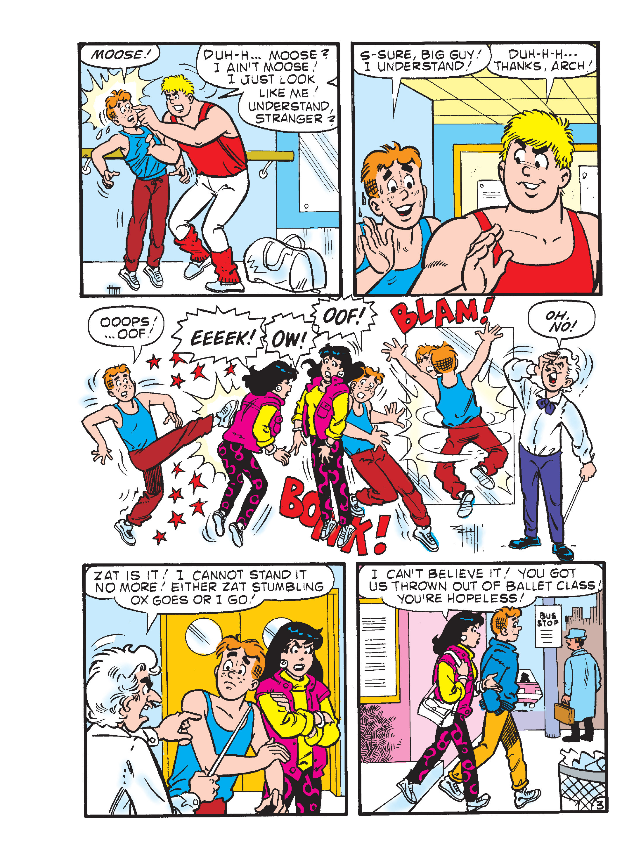 Read online Archie 1000 Page Comics Blowout! comic -  Issue # TPB (Part 4) - 96