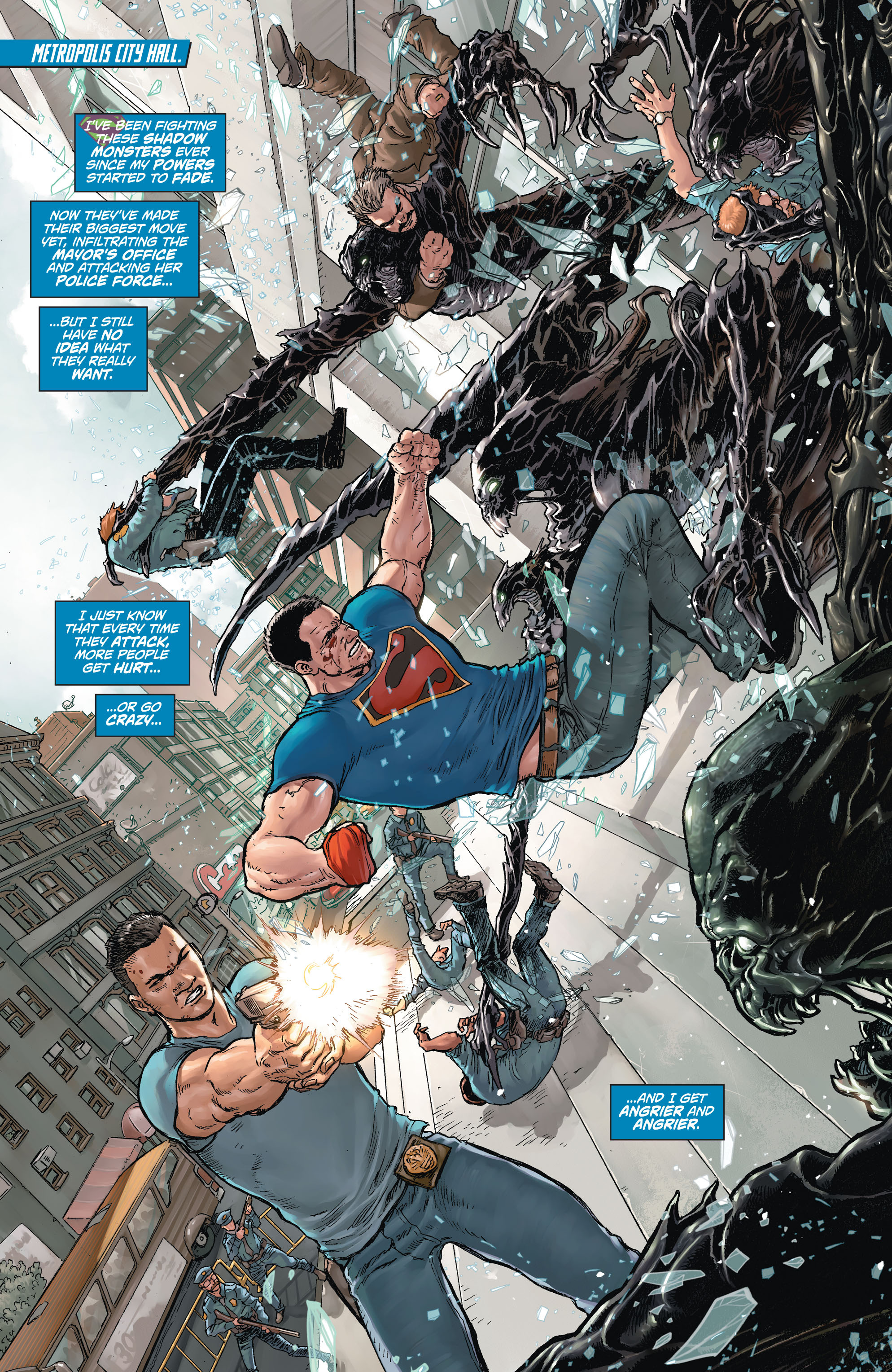 Read online Action Comics (2011) comic -  Issue #44 - 4