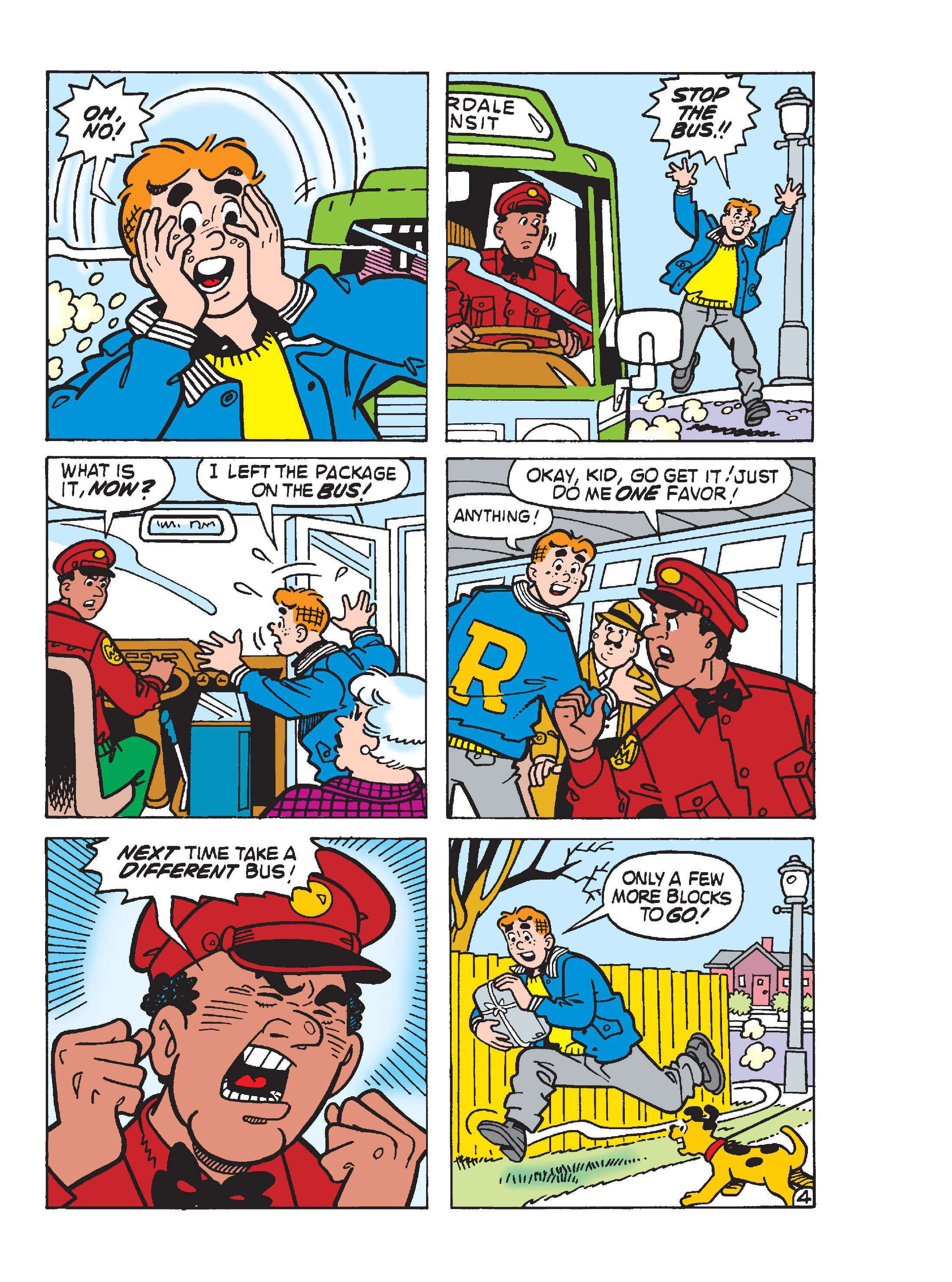 Read online Archie 1000 Page Comics Blowout! comic -  Issue # TPB (Part 3) - 117