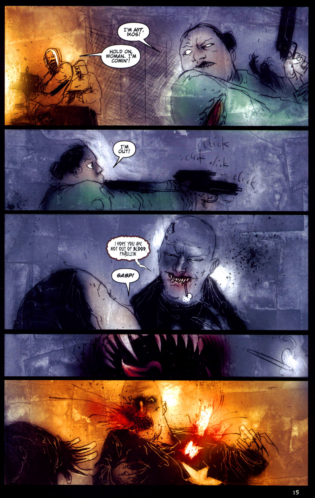 Read online 30 Days of Night: Return to Barrow comic -  Issue #6 - 17