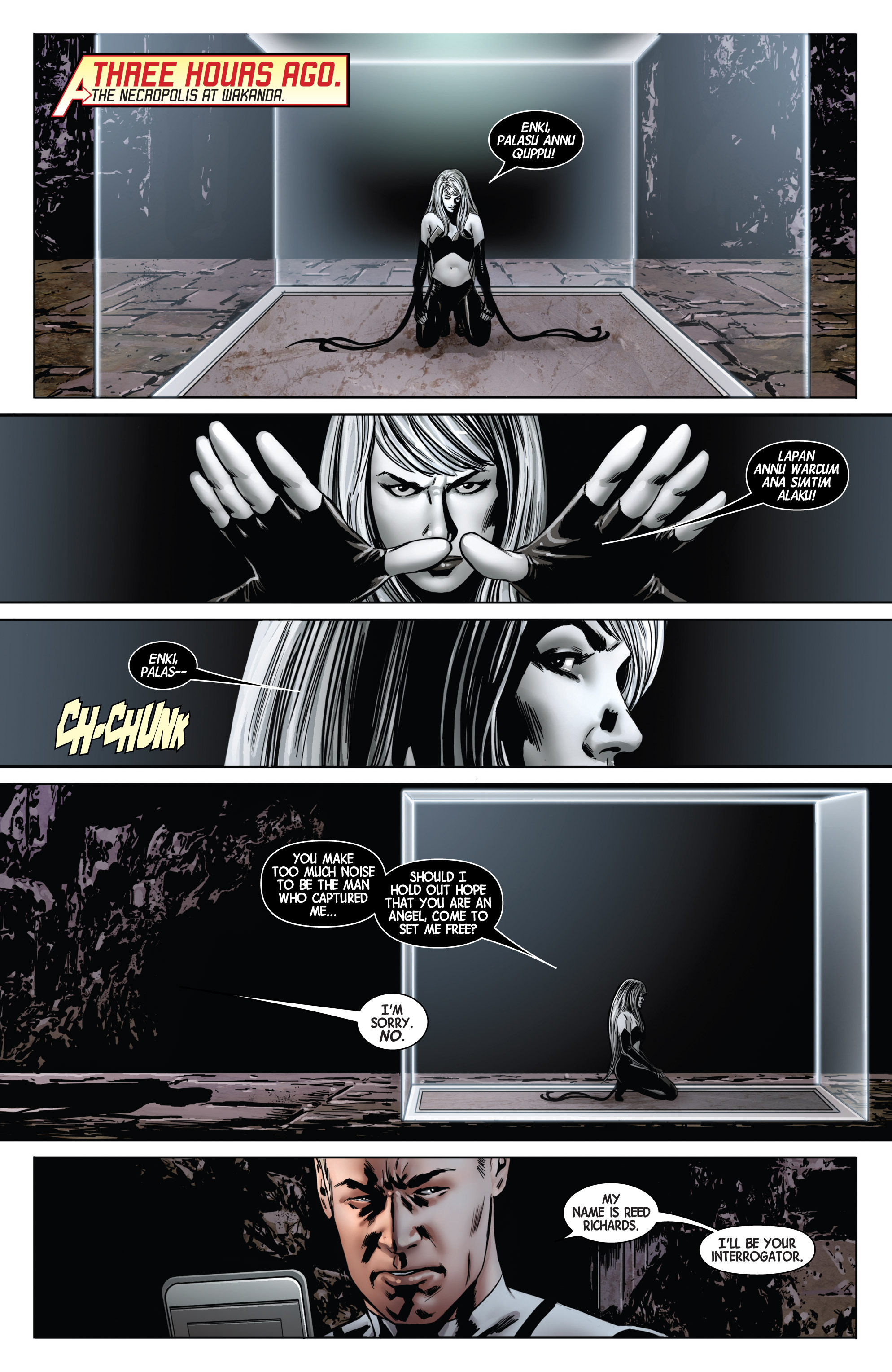 Read online Secret Wars Prelude comic -  Issue # Full - 198