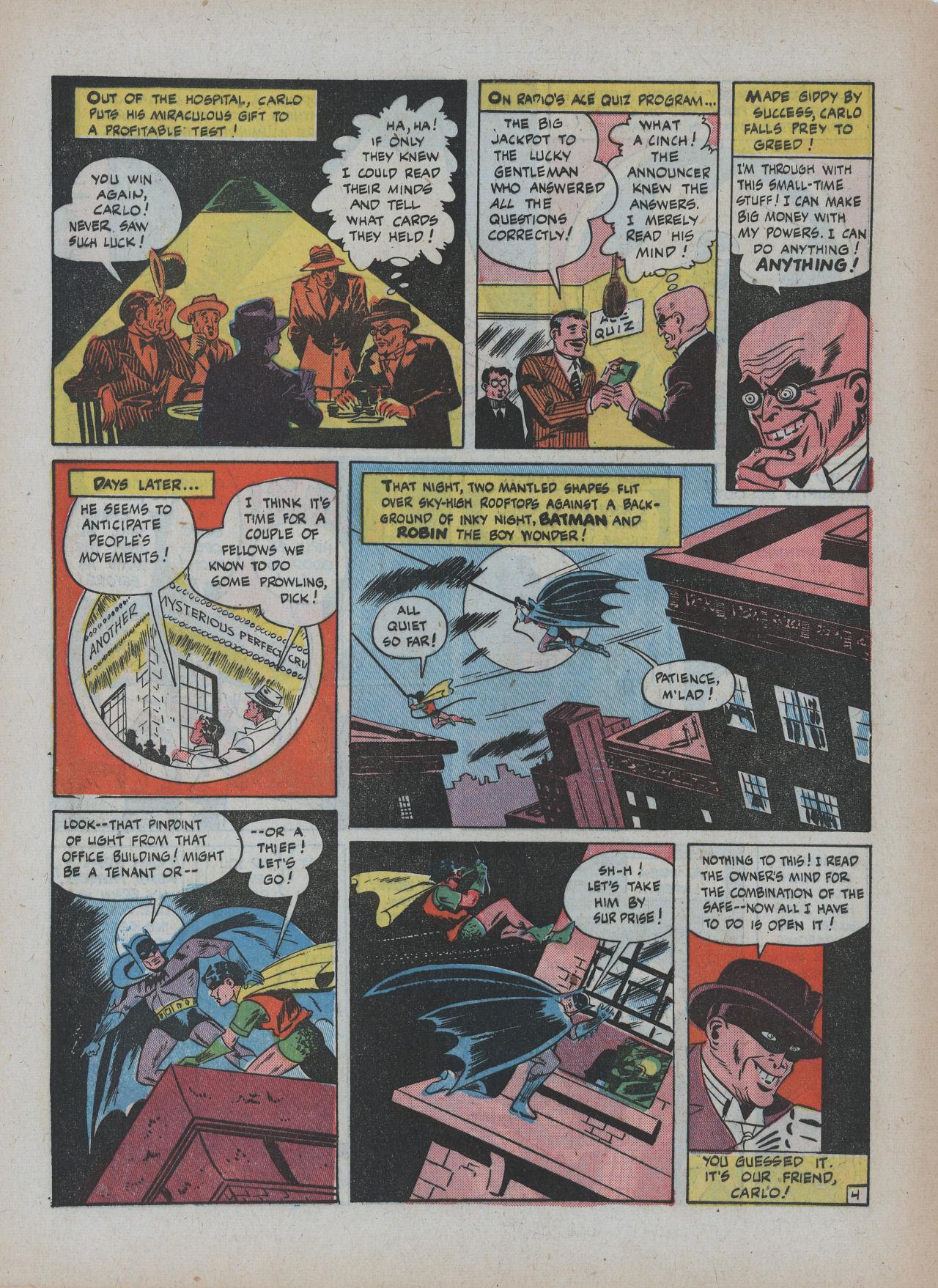 Detective Comics (1937) 70 Page 5
