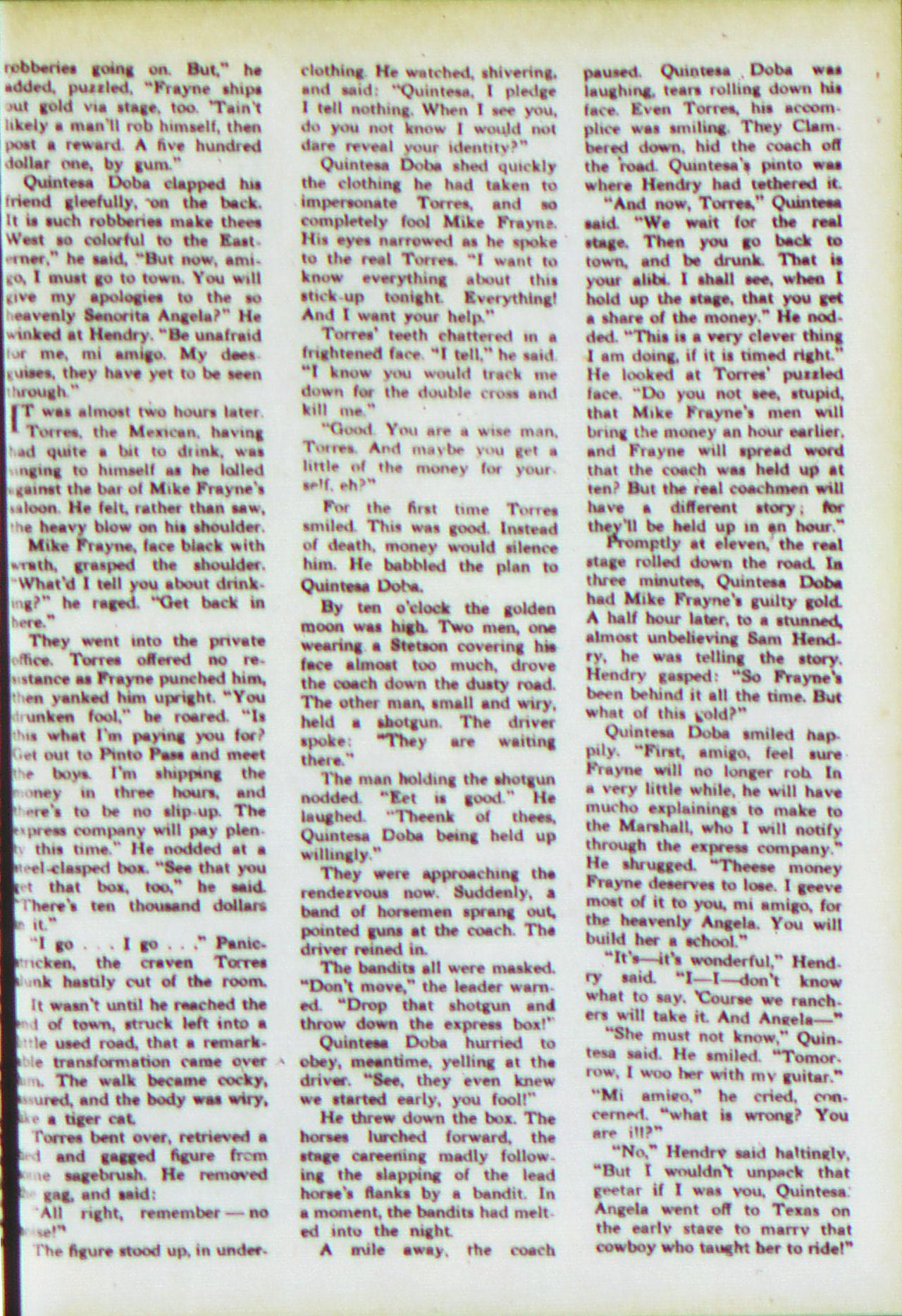 Read online Adventure Comics (1938) comic -  Issue #81 - 15