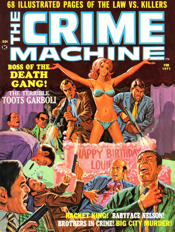 The Crime Machine 1 Page 1
