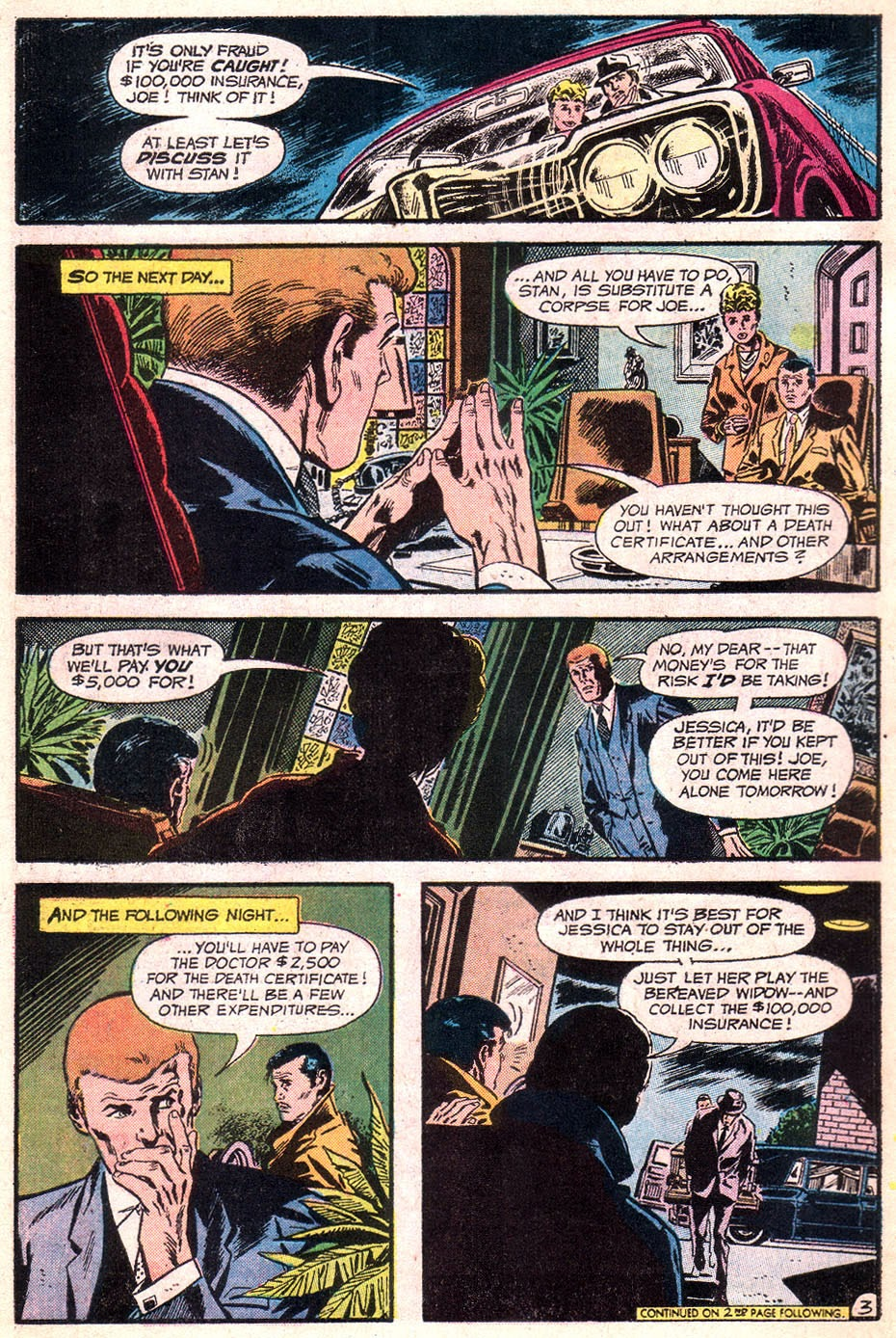 The Witching Hour (1969) issue 25 - Page 6