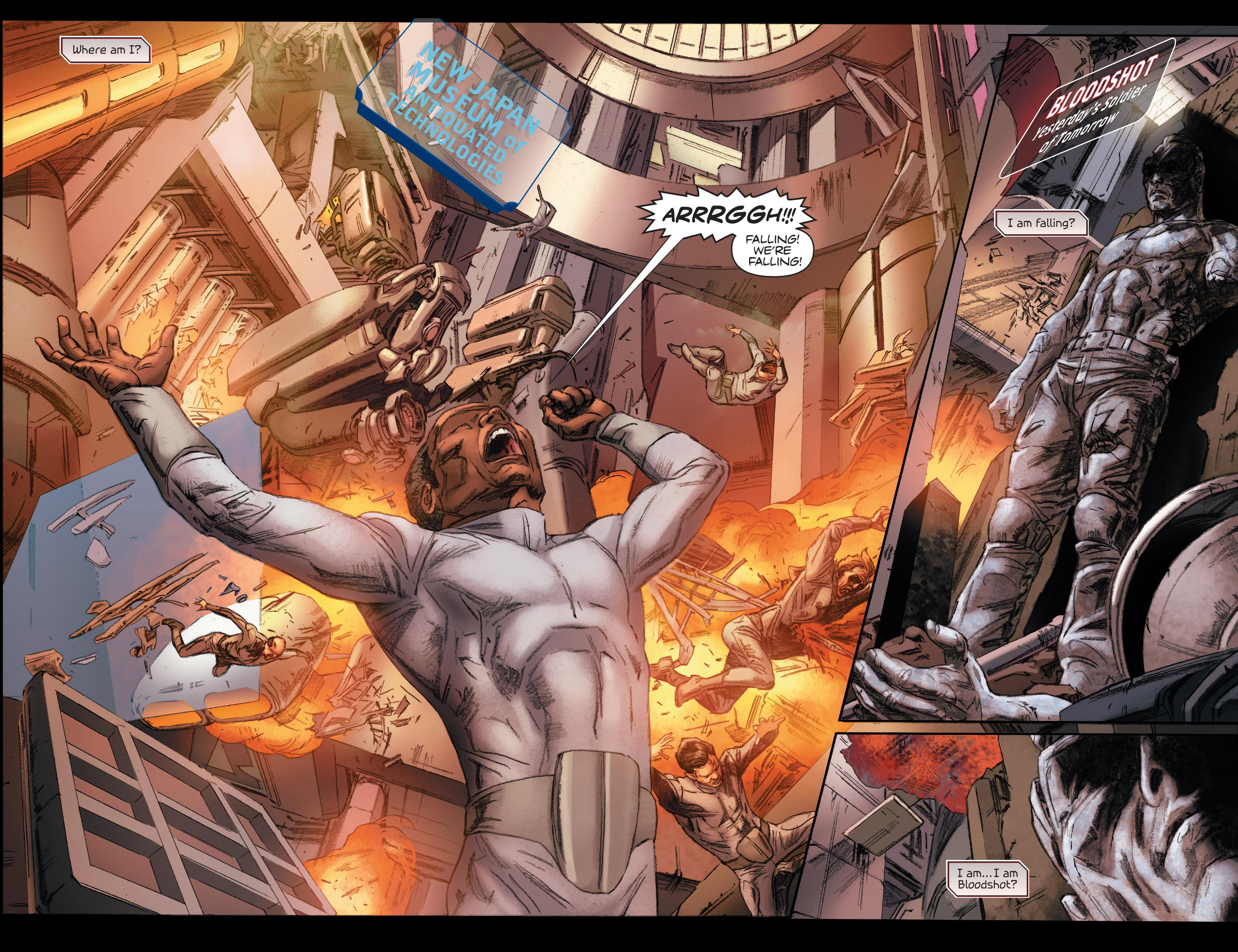 Read online 4001 A.D.: Bloodshot comic -  Issue #4001 A.D.: Bloodshot Full - 4
