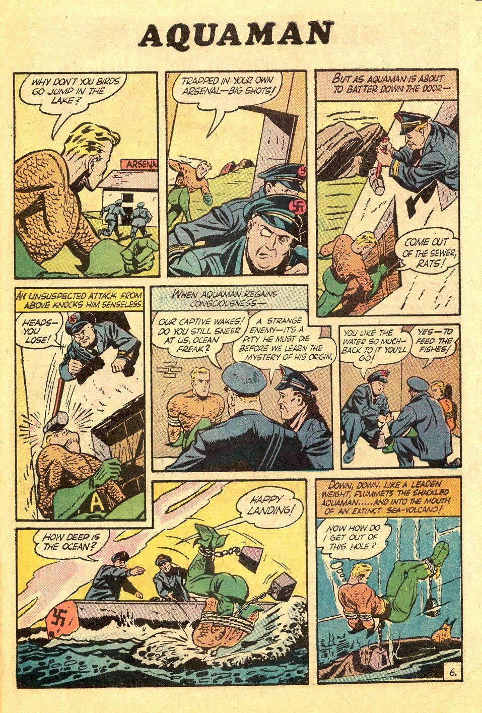Read online Secret Origins (1973) comic -  Issue #7 - 30