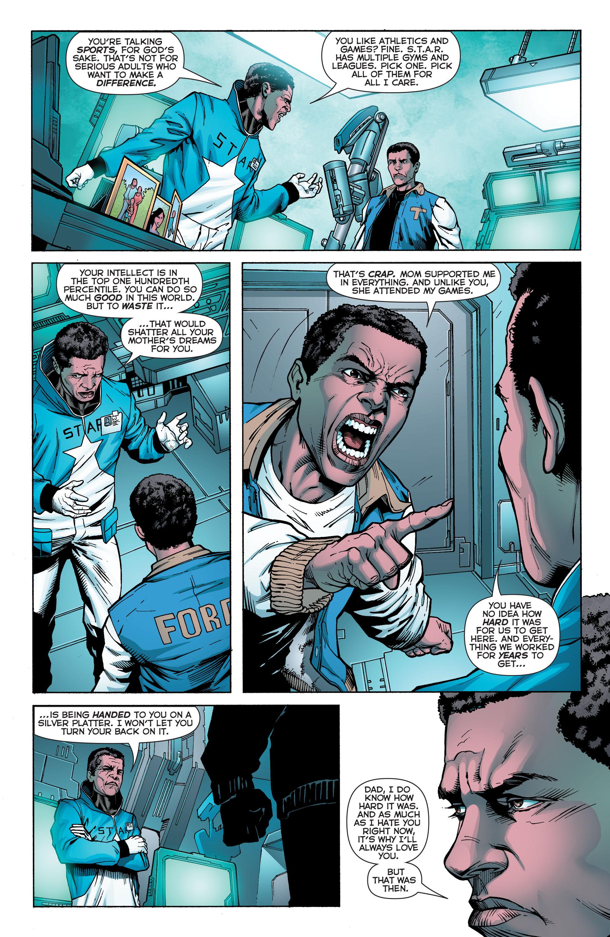 Read online Secret Origins (2014) comic -  Issue #5 - 6