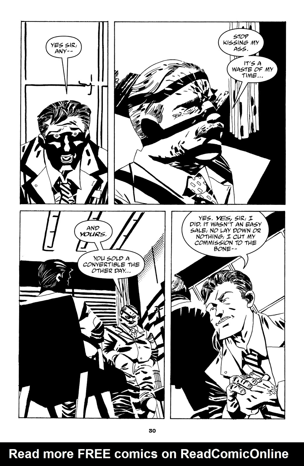 Read online Filthy Rich comic -  Issue # TPB (Part 1) - 32