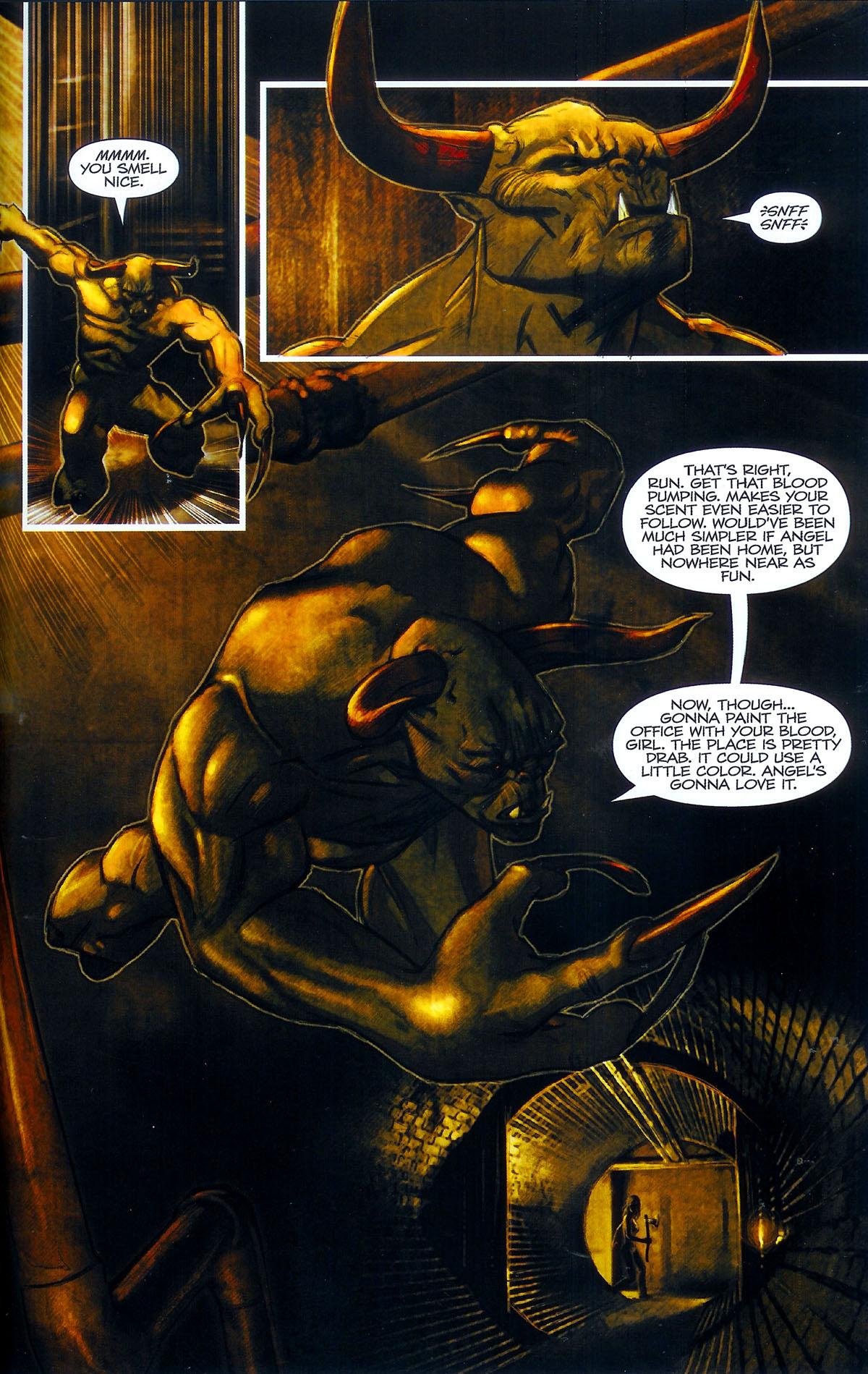 Read online Angel: Masks comic -  Issue # Full - 33