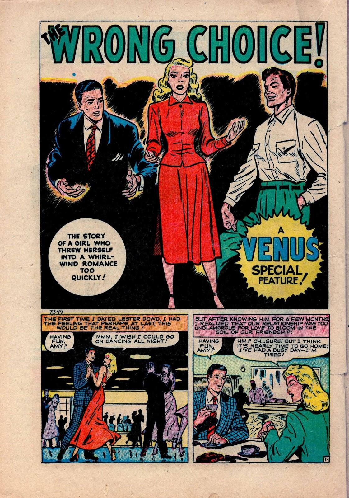 Venus (1948) issue 9 - Page 30