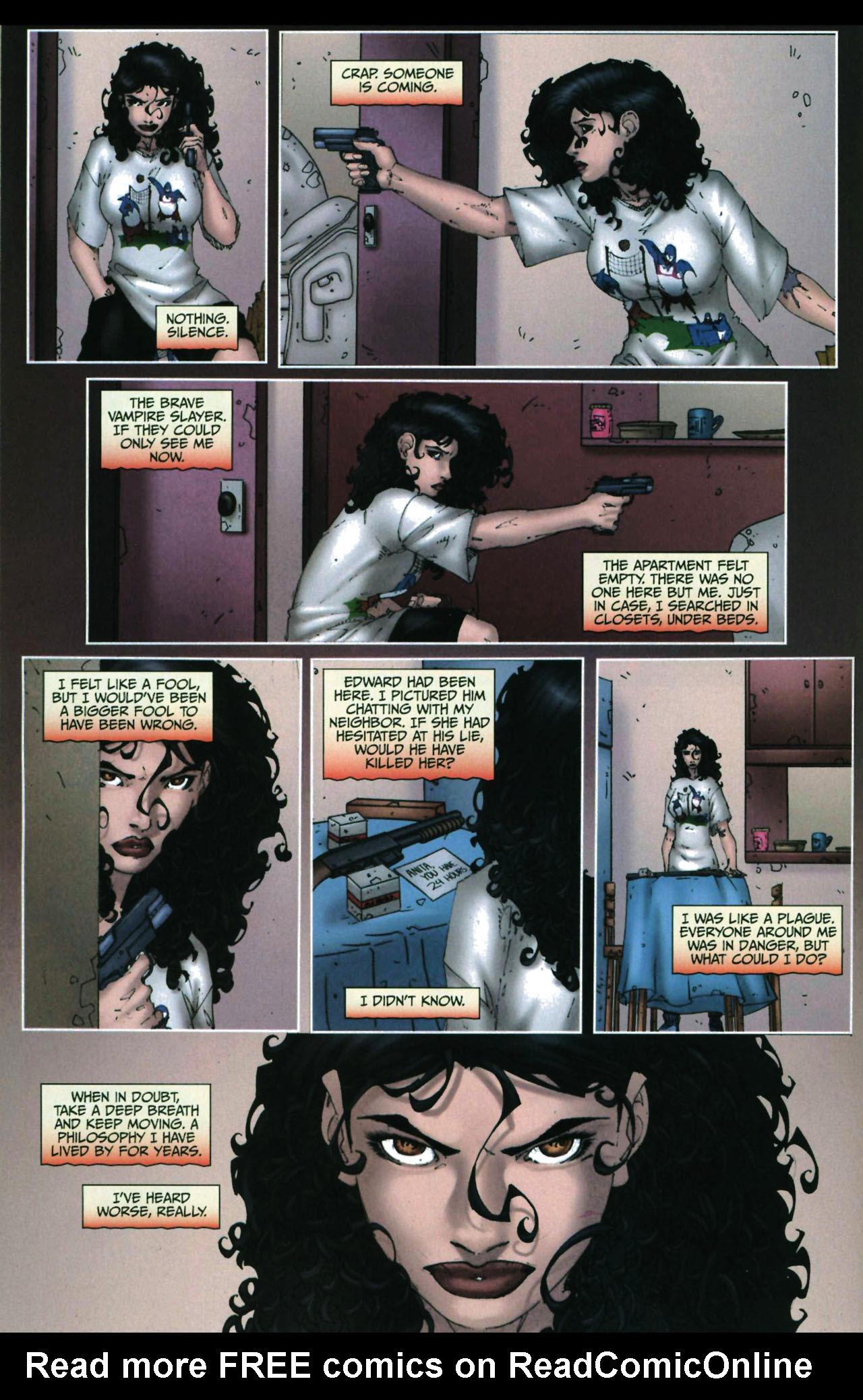 Read online Anita Blake, Vampire Hunter: Guilty Pleasures comic -  Issue #6 - 10