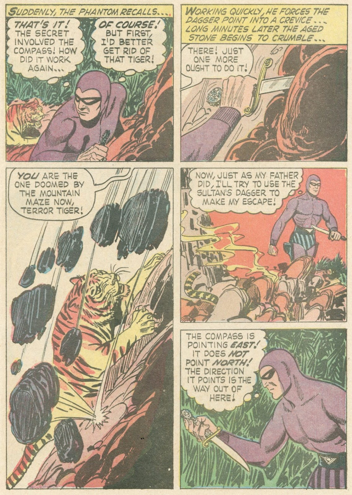 The Phantom (1966) issue 21 - Page 25