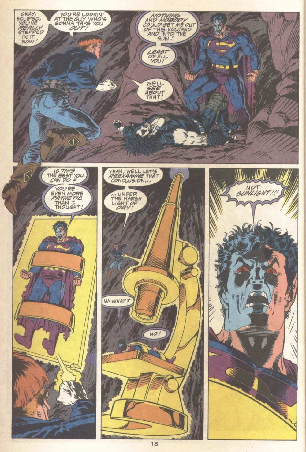 Read online Adventures of Superman (1987) comic -  Issue #Adventures of Superman (1987) _Annual 4 - 19