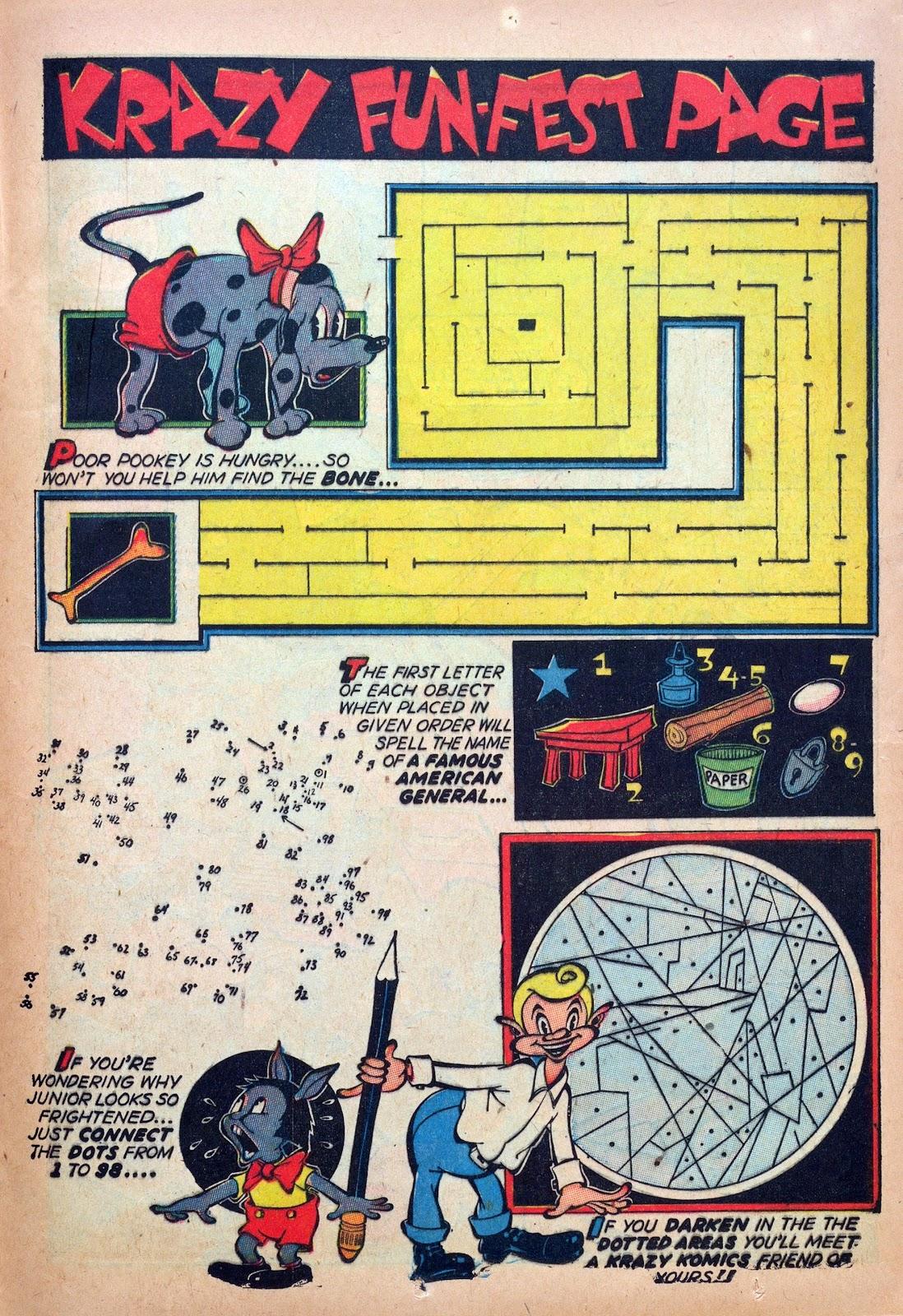 Krazy Komics issue 6 - Page 37