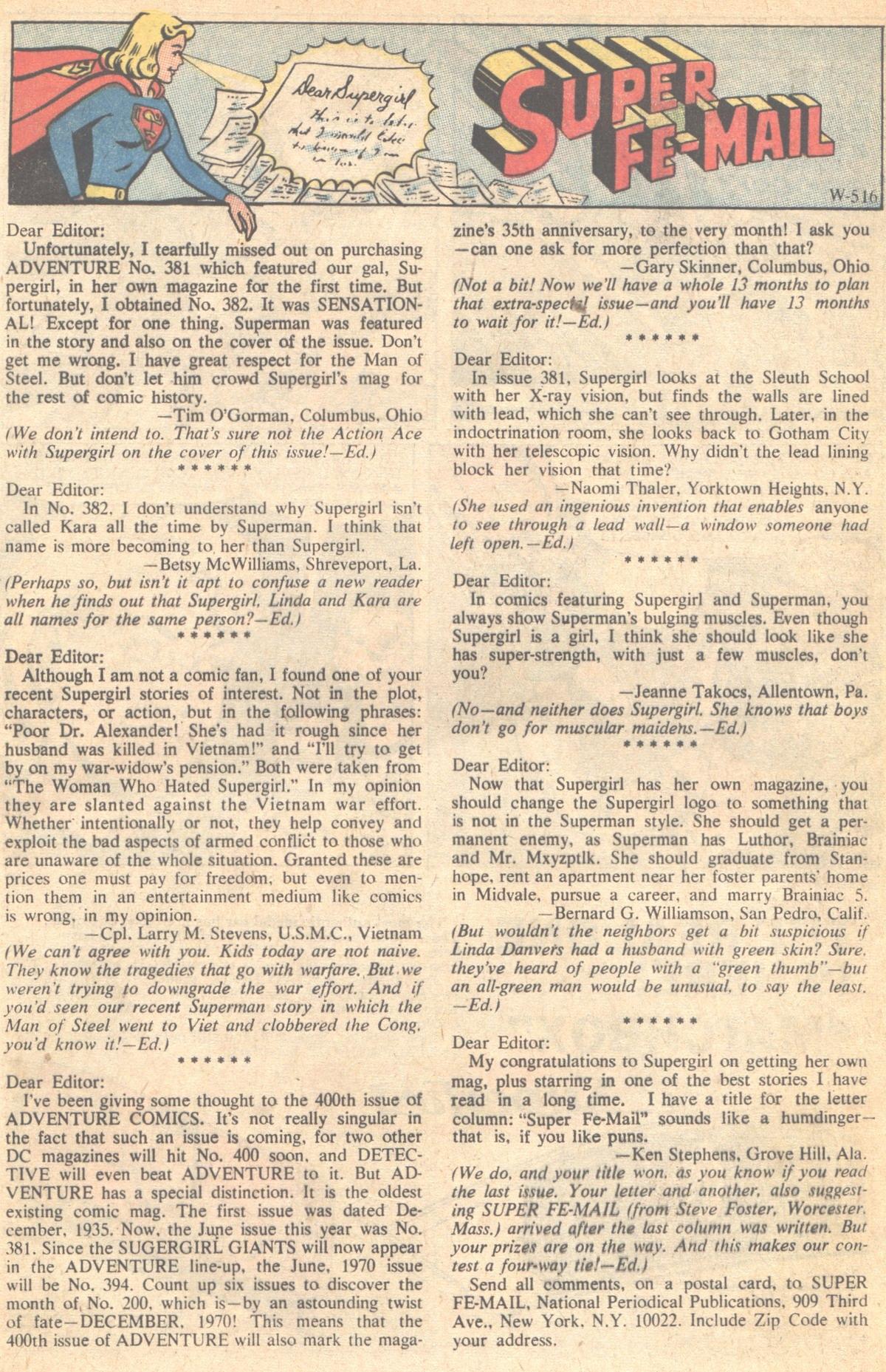 Read online Adventure Comics (1938) comic -  Issue #386 - 32
