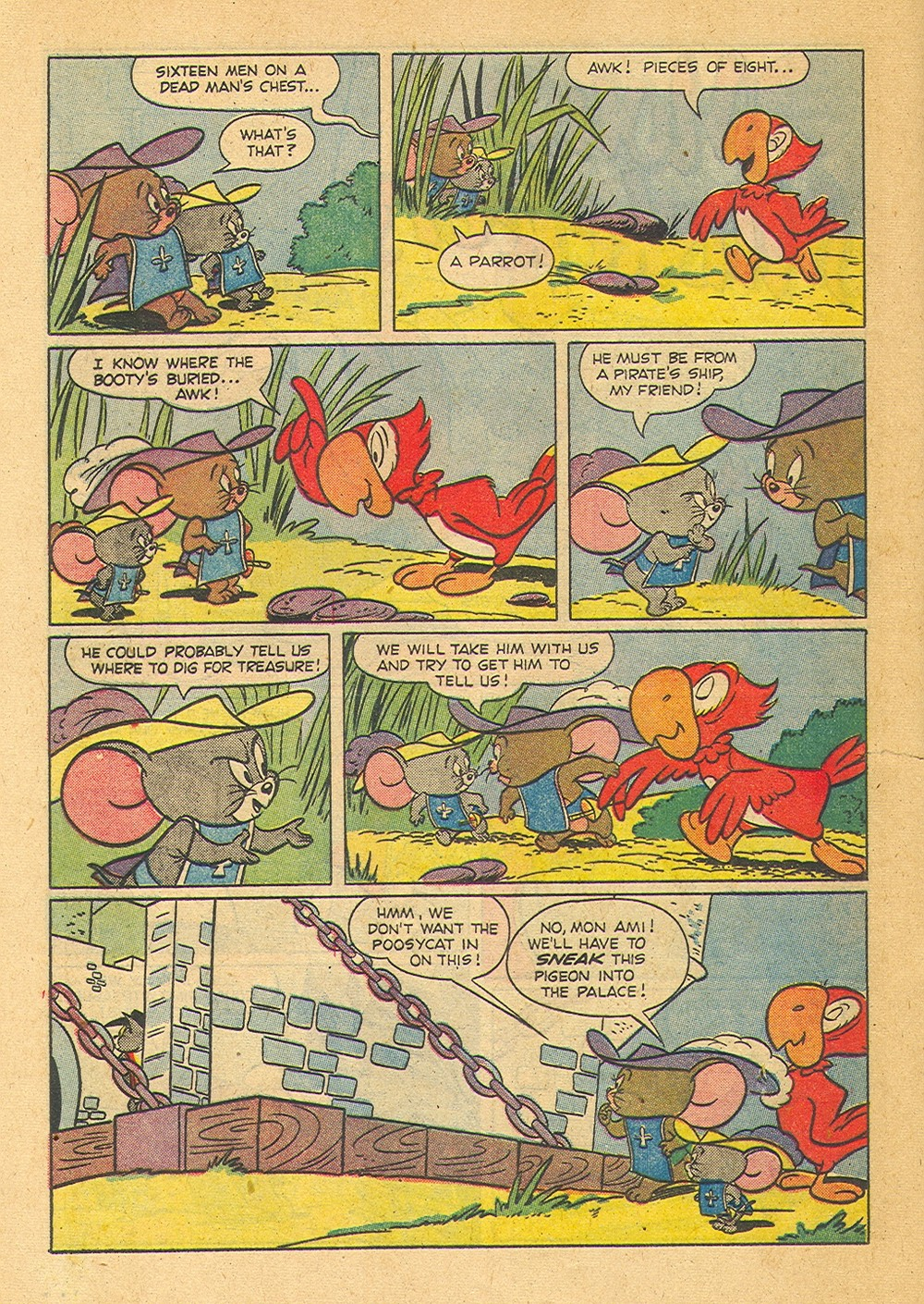 Four Color Comics issue 764 - Page 12