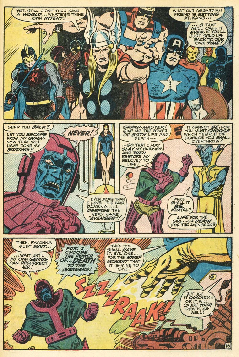 The Avengers (1963) 71 Page 16